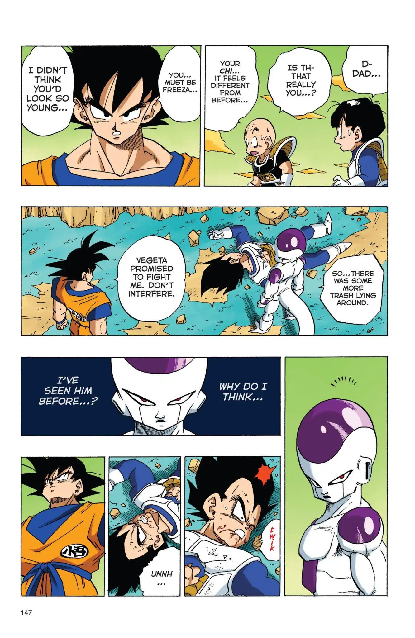 Dragon Ball Full Color Freeza Arc Chapter 62  Online Free Manga Read Image 6