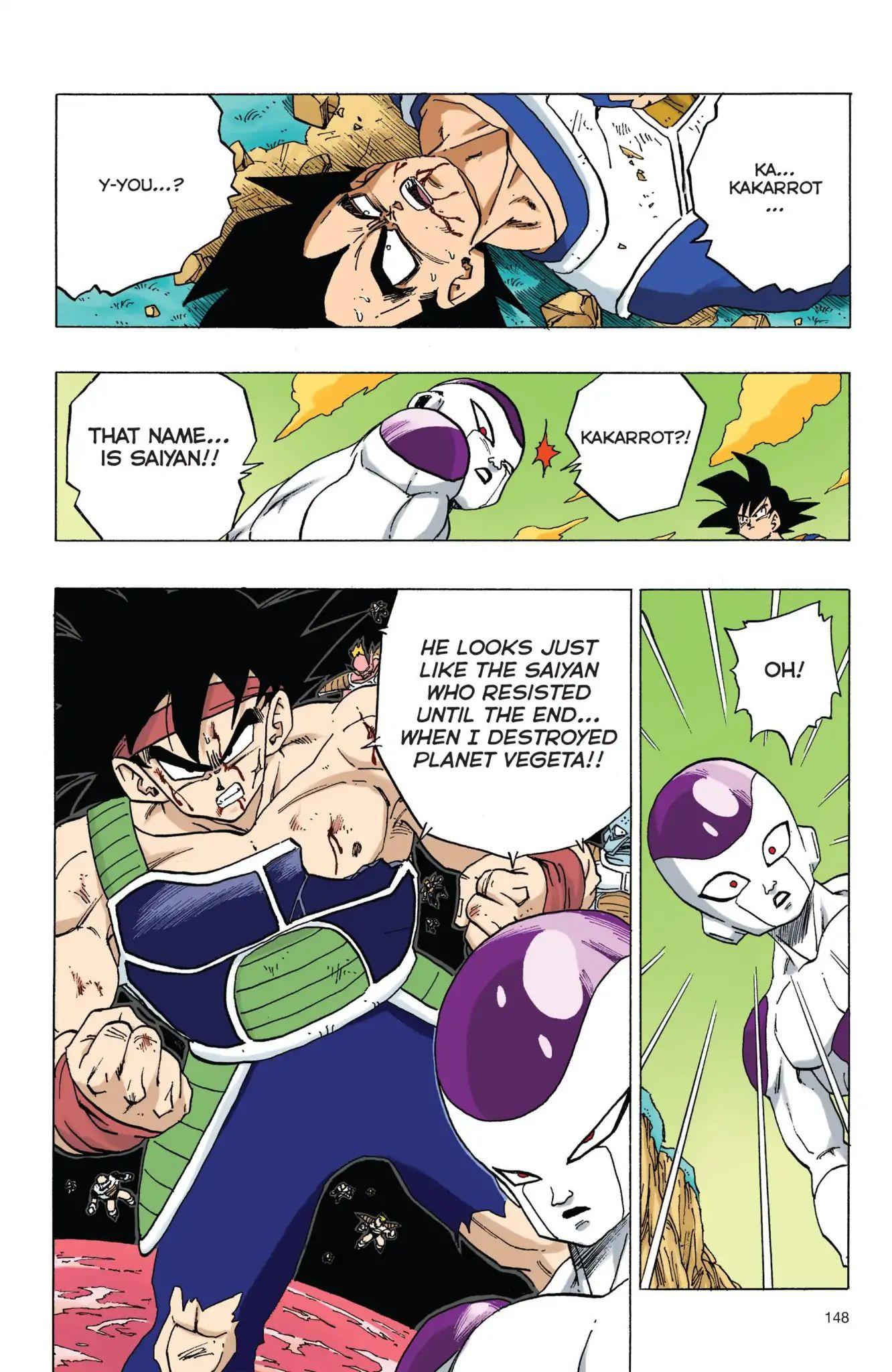 Dragon Ball Full Color Freeza Arc Chapter 62  Online Free Manga Read Image 7