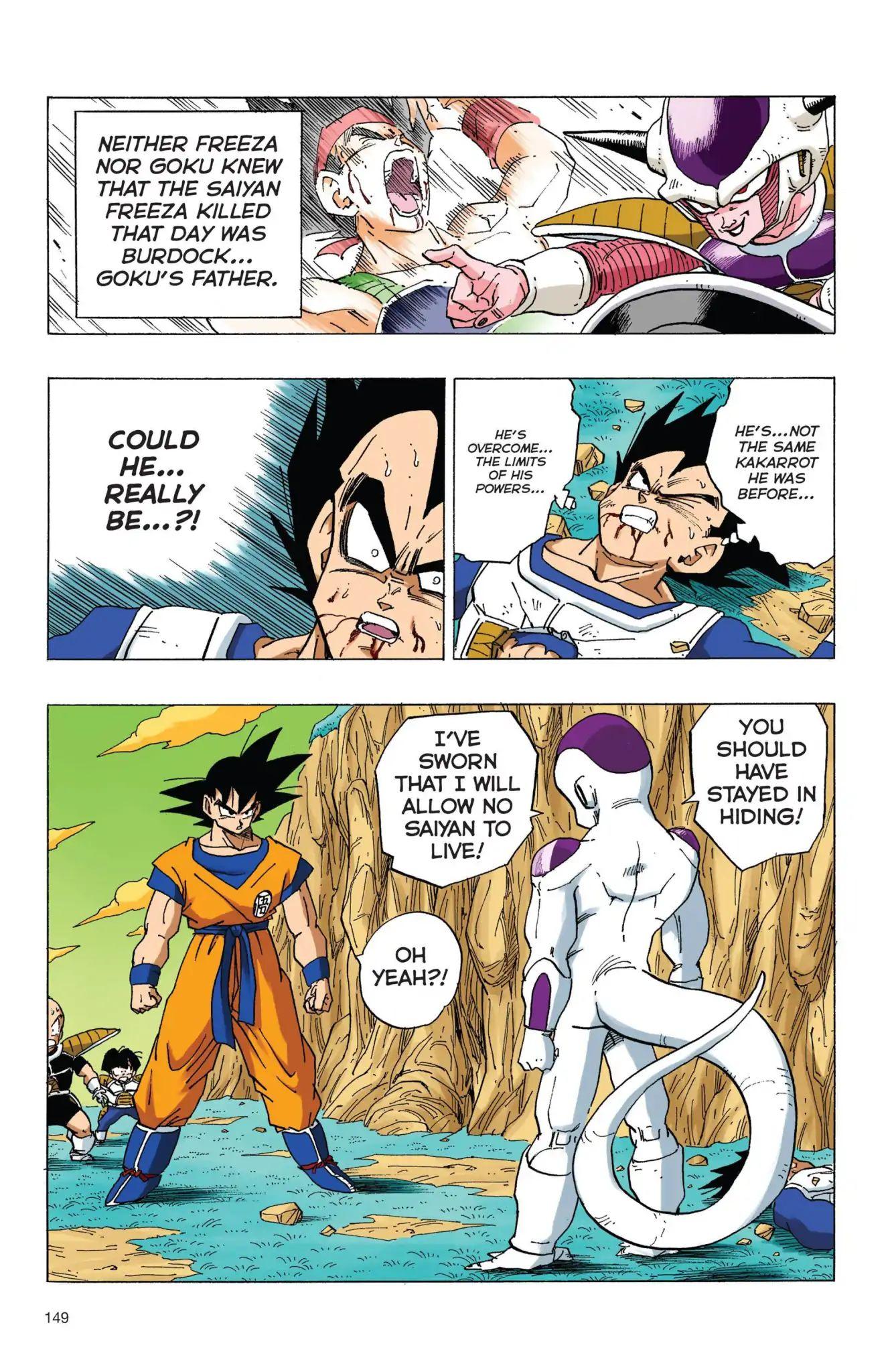 Dragon Ball Full Color Freeza Arc Chapter 62  Online Free Manga Read Image 8