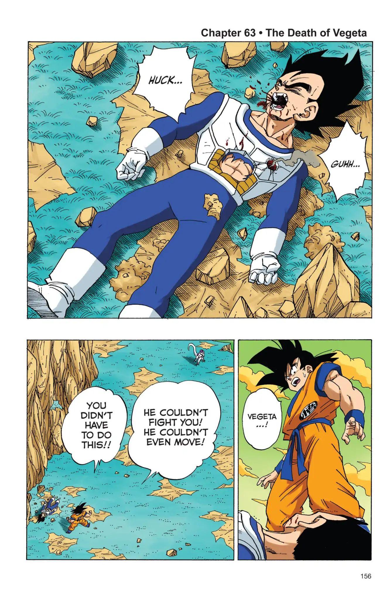 Dragon Ball Full Color Freeza Arc Chapter 63  Online Free Manga Read Image 1