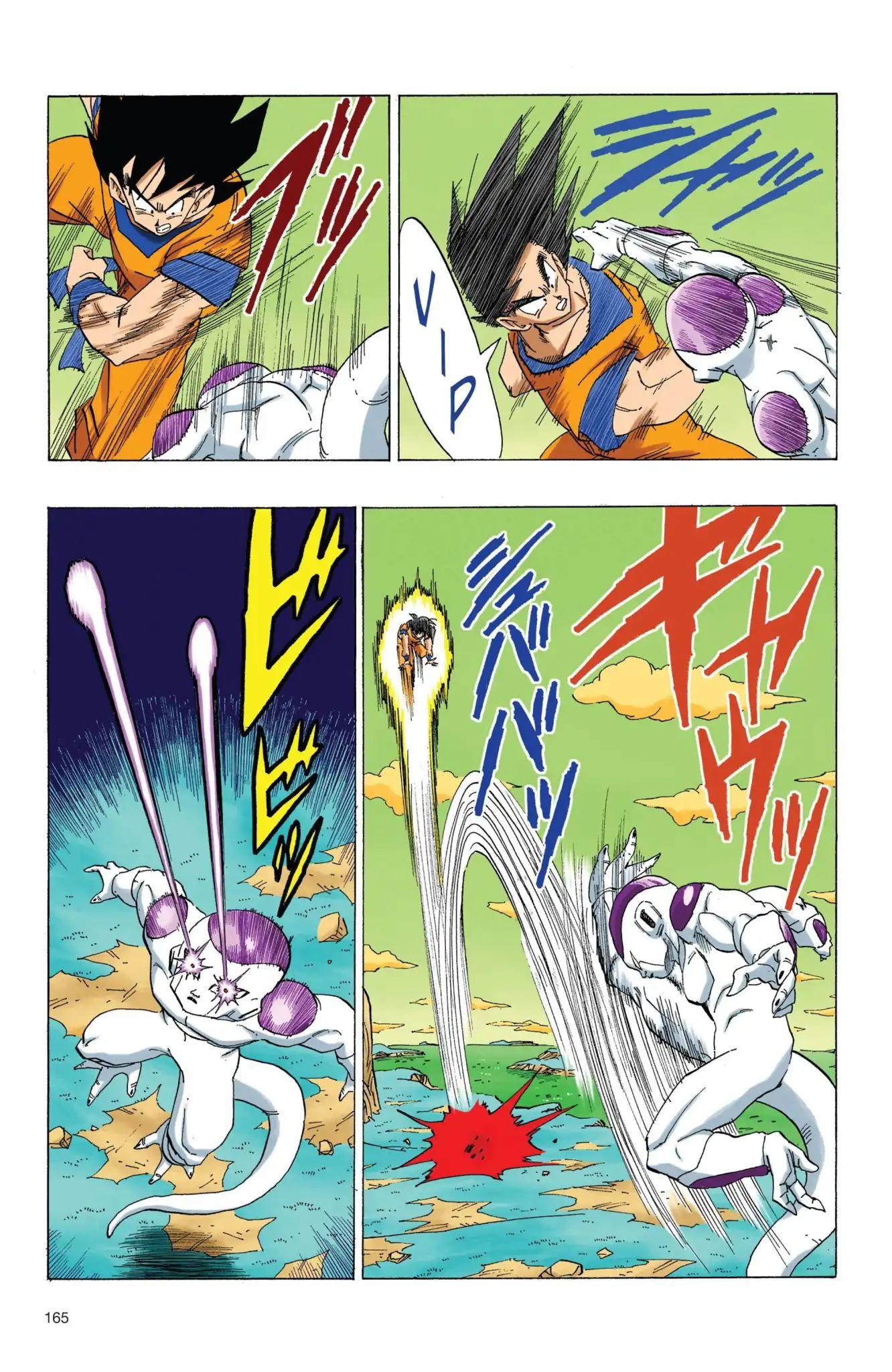 Dragon Ball Full Color Freeza Arc Chapter 63  Online Free Manga Read Image 10