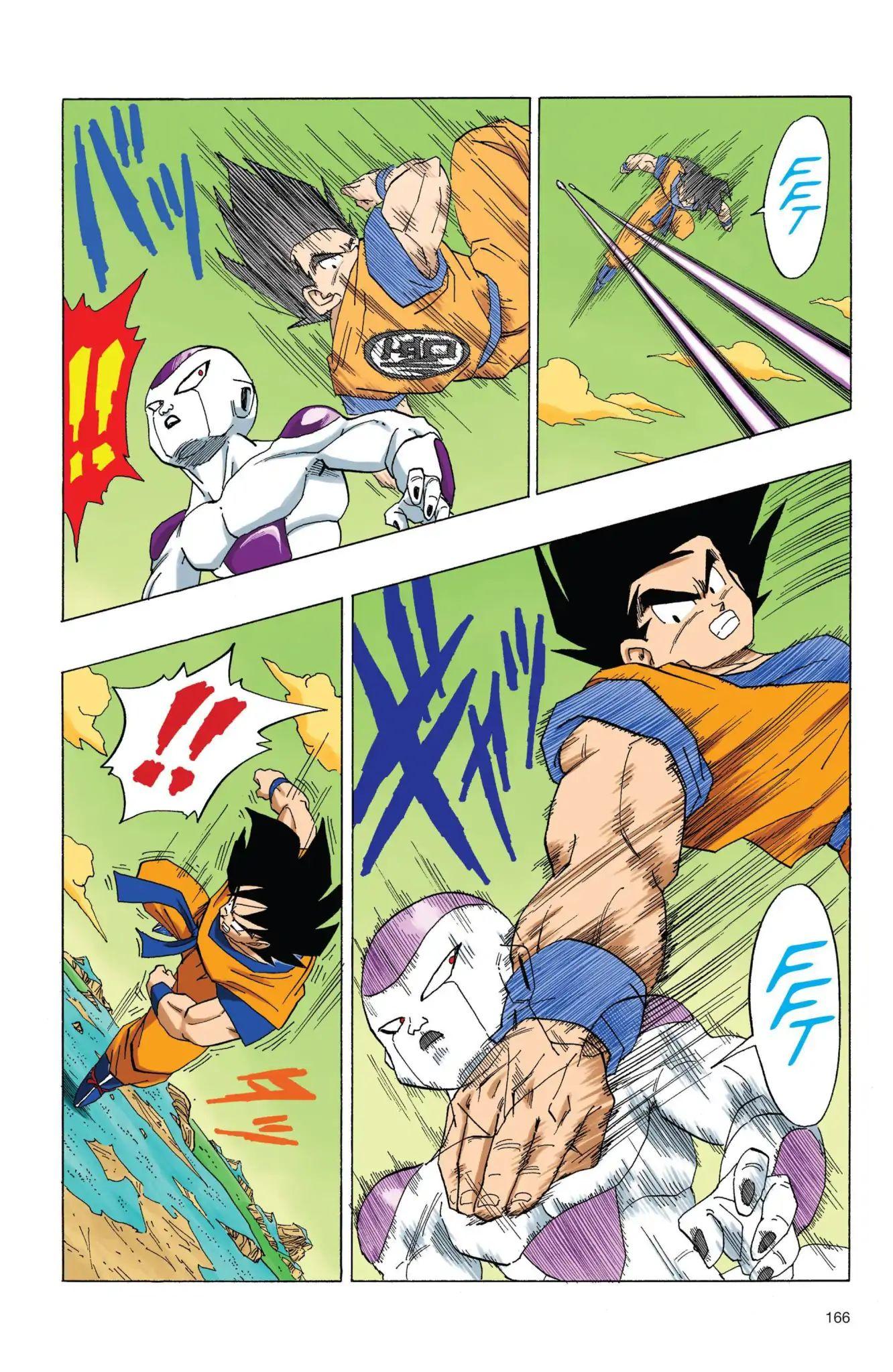 Dragon Ball Full Color Freeza Arc Chapter 63  Online Free Manga Read Image 11