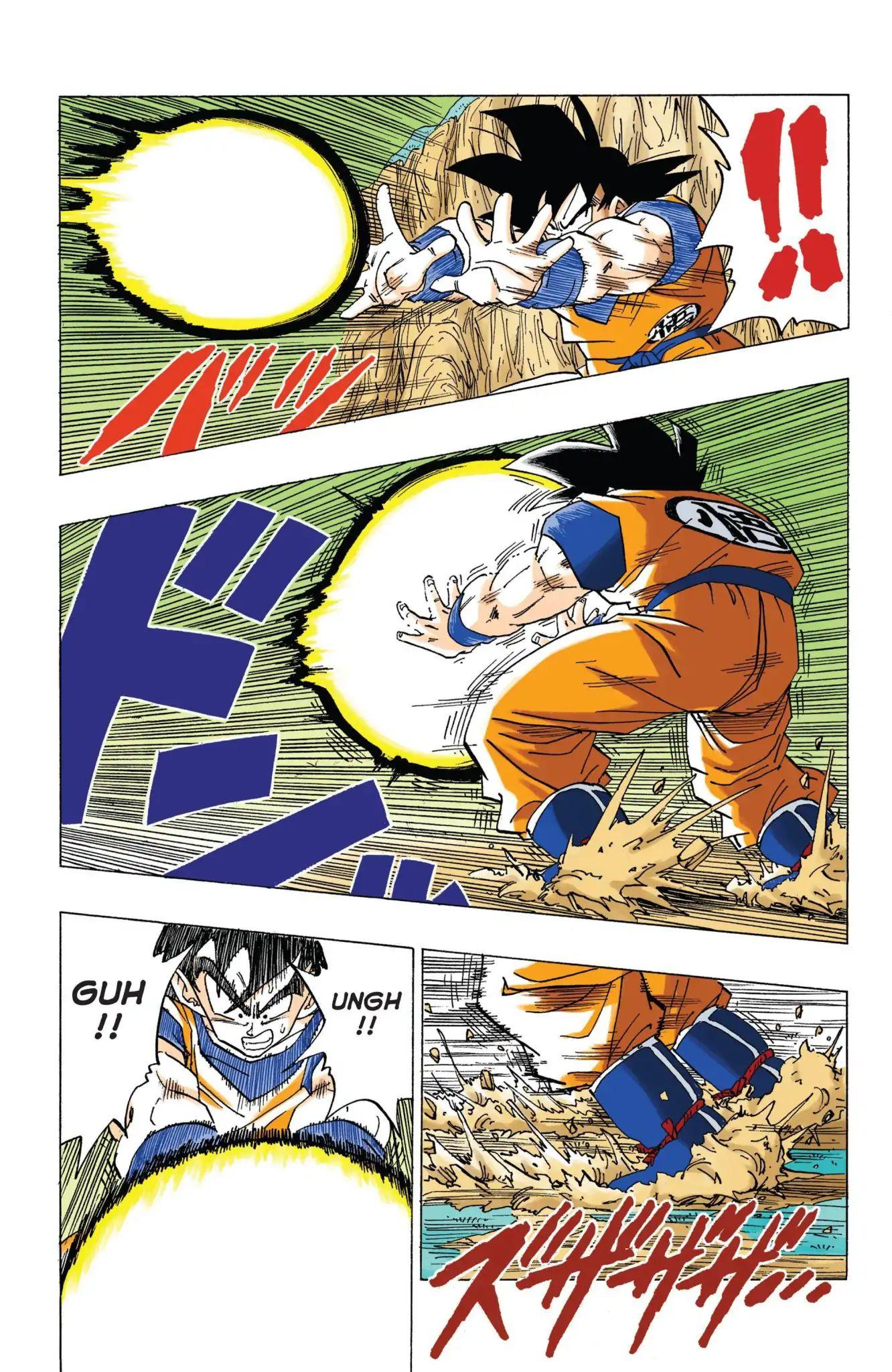 Dragon Ball Full Color Freeza Arc Chapter 63  Online Free Manga Read Image 13