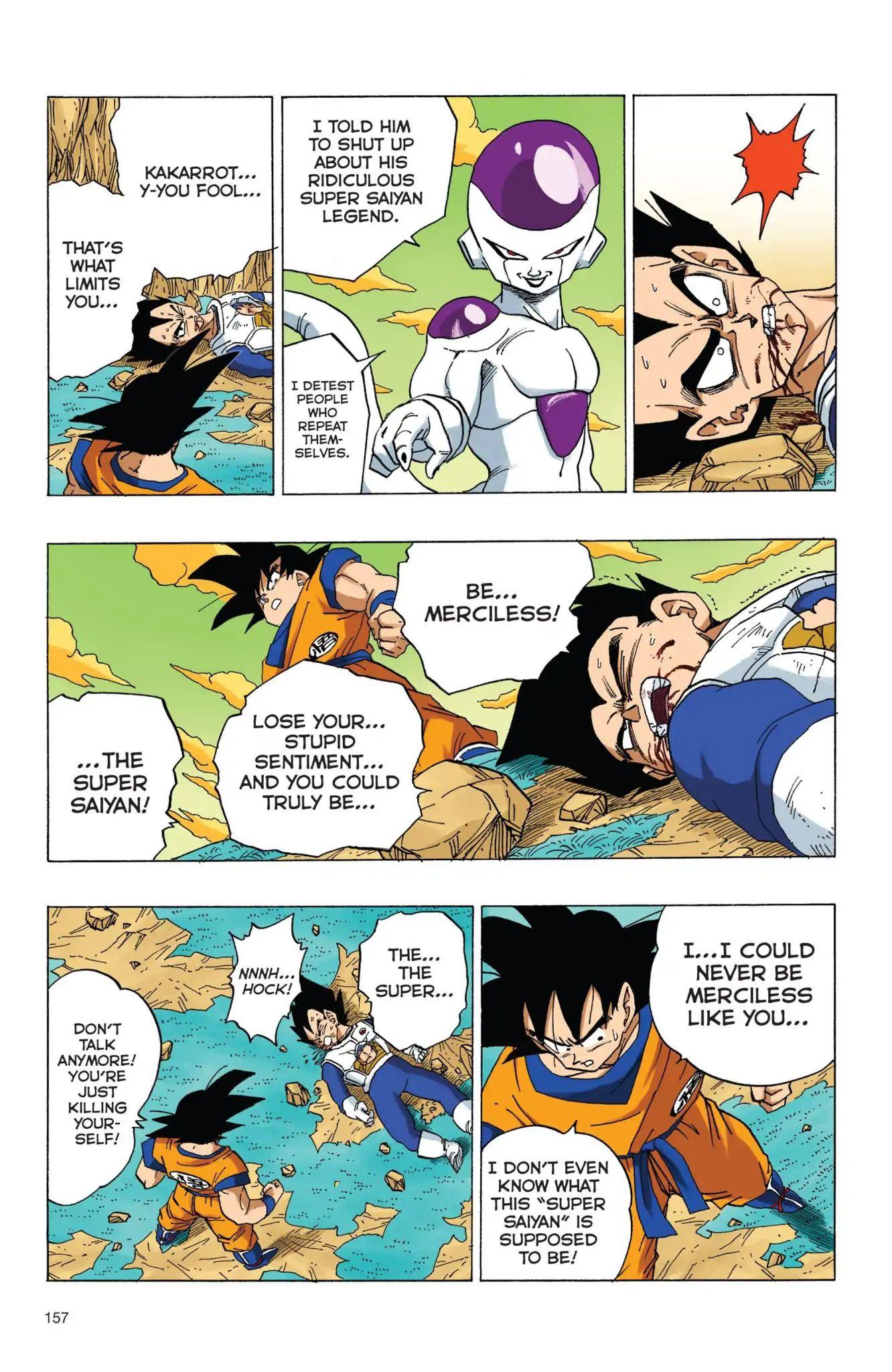 Dragon Ball Full Color Freeza Arc Chapter 63  Online Free Manga Read Image 2
