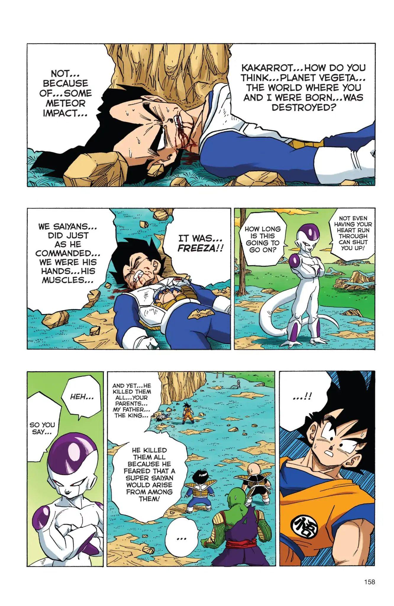 Dragon Ball Full Color Freeza Arc Chapter 63  Online Free Manga Read Image 3