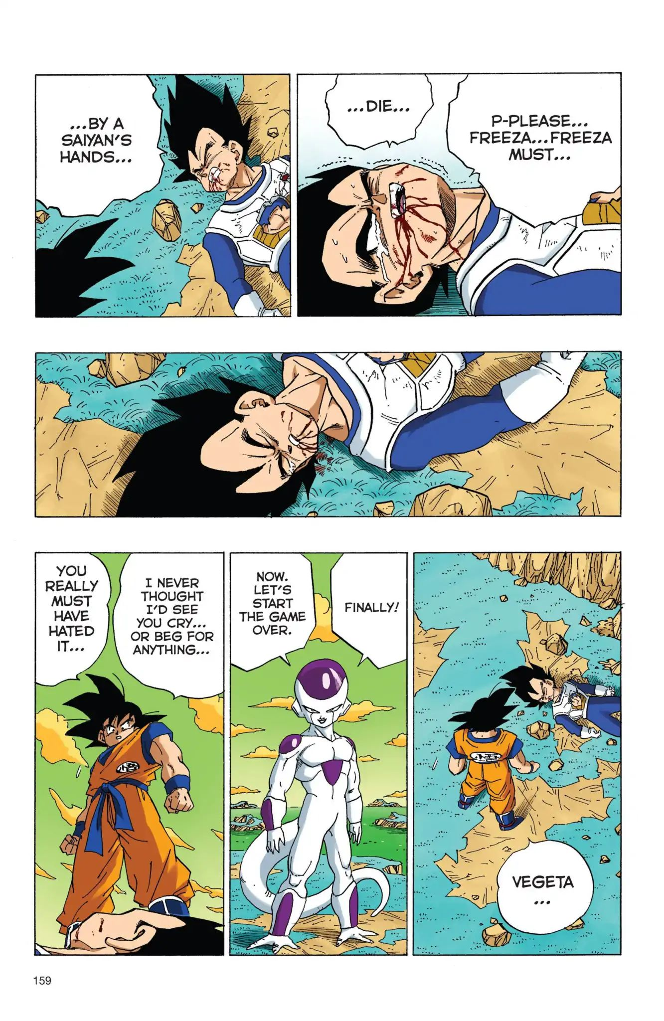 Dragon Ball Full Color Freeza Arc Chapter 63  Online Free Manga Read Image 4
