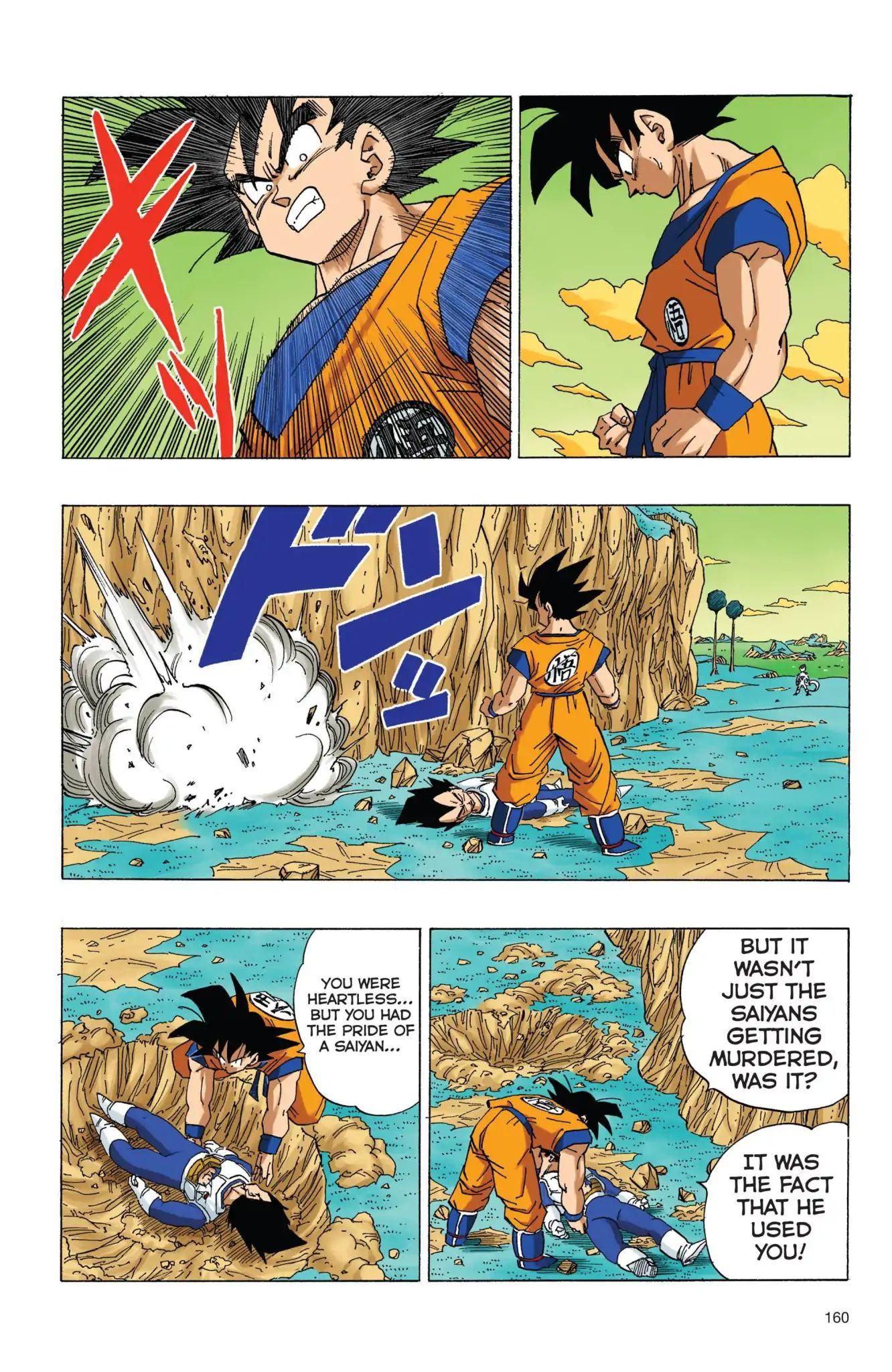 Dragon Ball Full Color Freeza Arc Chapter 63  Online Free Manga Read Image 5