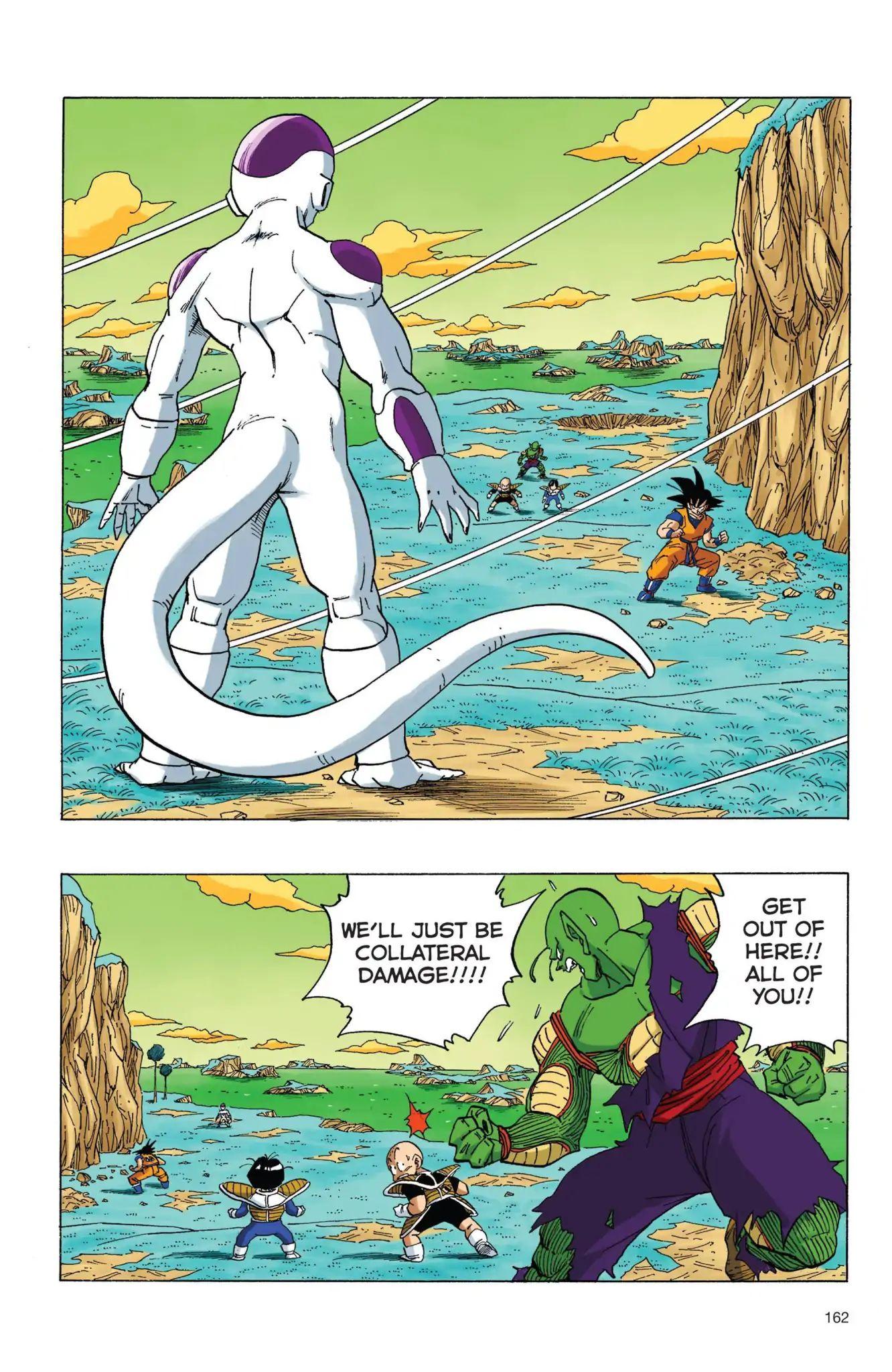 Dragon Ball Full Color Freeza Arc Chapter 63  Online Free Manga Read Image 7