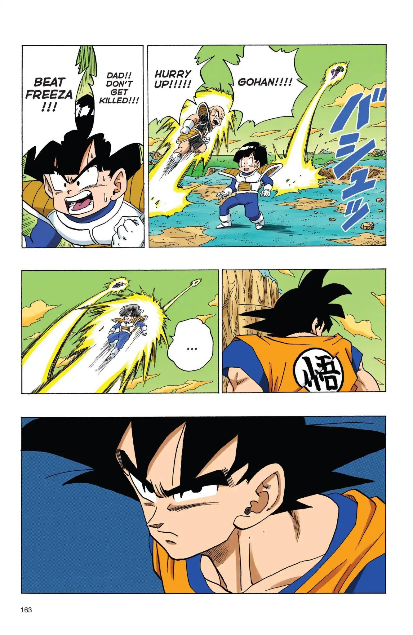 Dragon Ball Full Color Freeza Arc Chapter 63  Online Free Manga Read Image 8