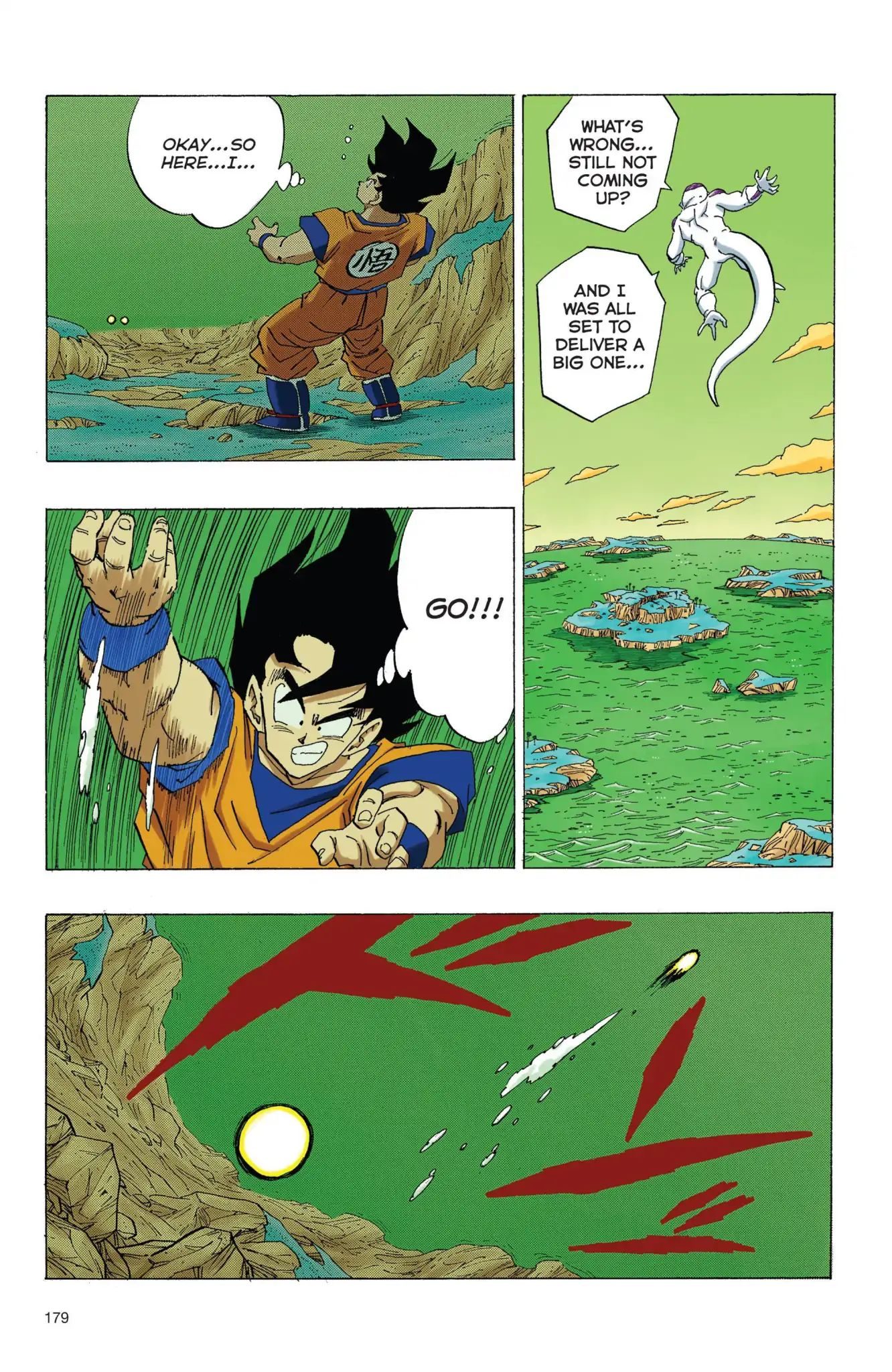 Dragon Ball Full Color Freeza Arc Chapter 64  Online Free Manga Read Image 10