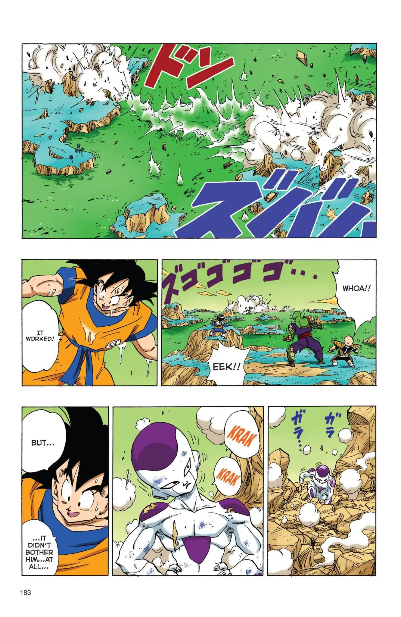 Dragon Ball Full Color Freeza Arc Chapter 64  Online Free Manga Read Image 14