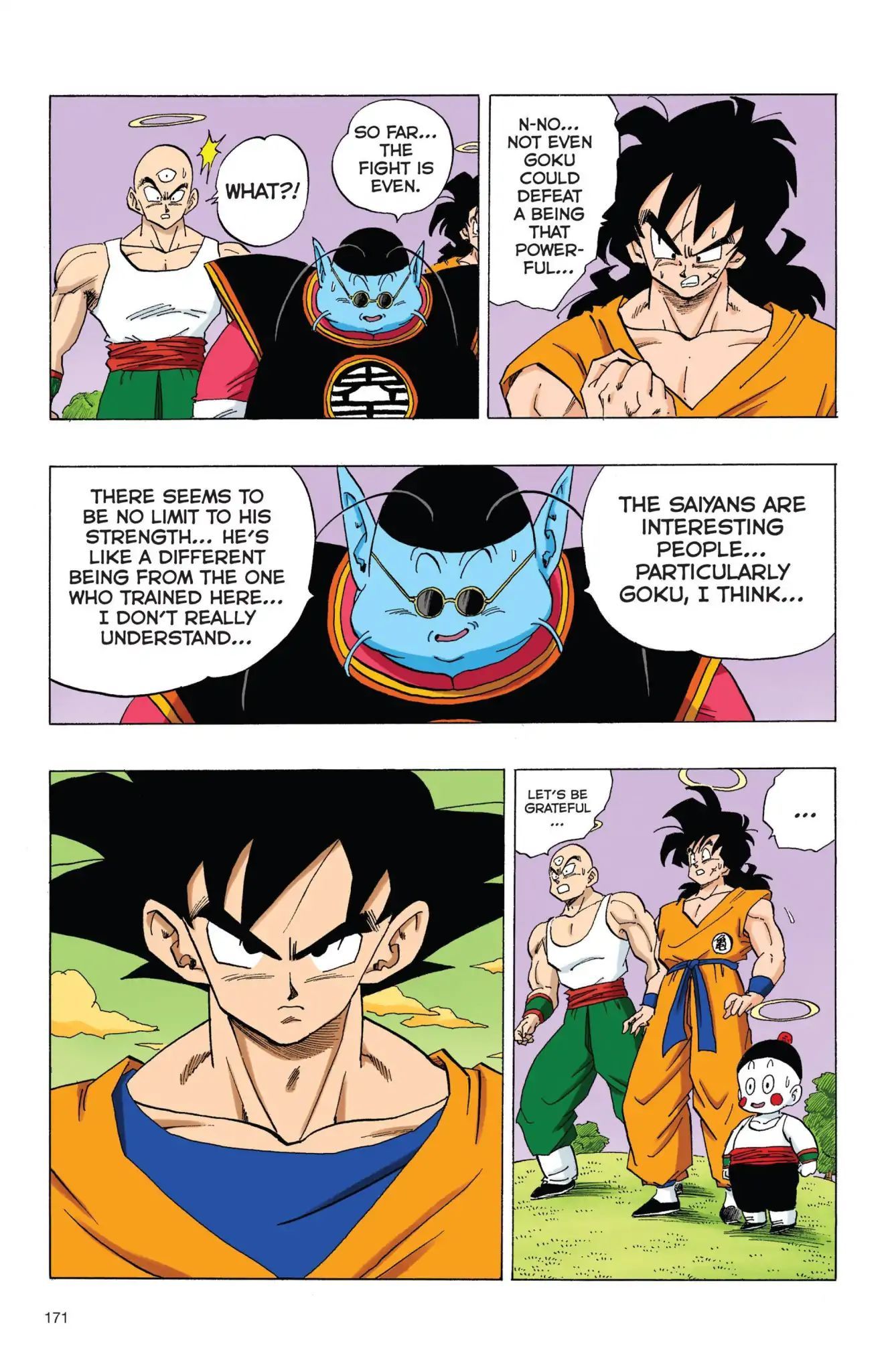 Dragon Ball Full Color Freeza Arc Chapter 64  Online Free Manga Read Image 2