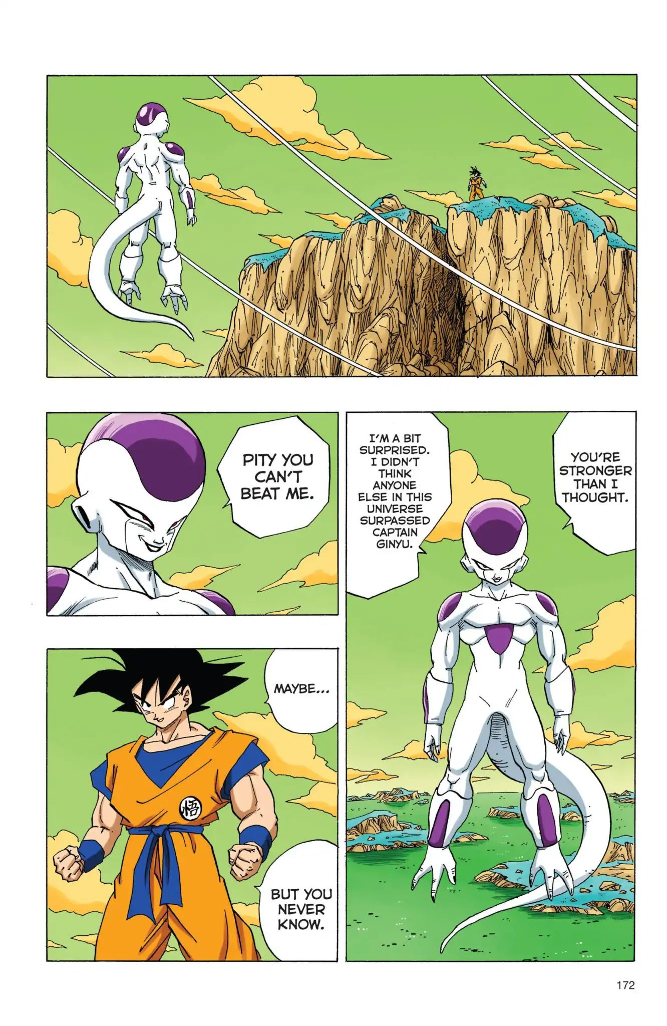 Dragon Ball Full Color Freeza Arc Chapter 64  Online Free Manga Read Image 3