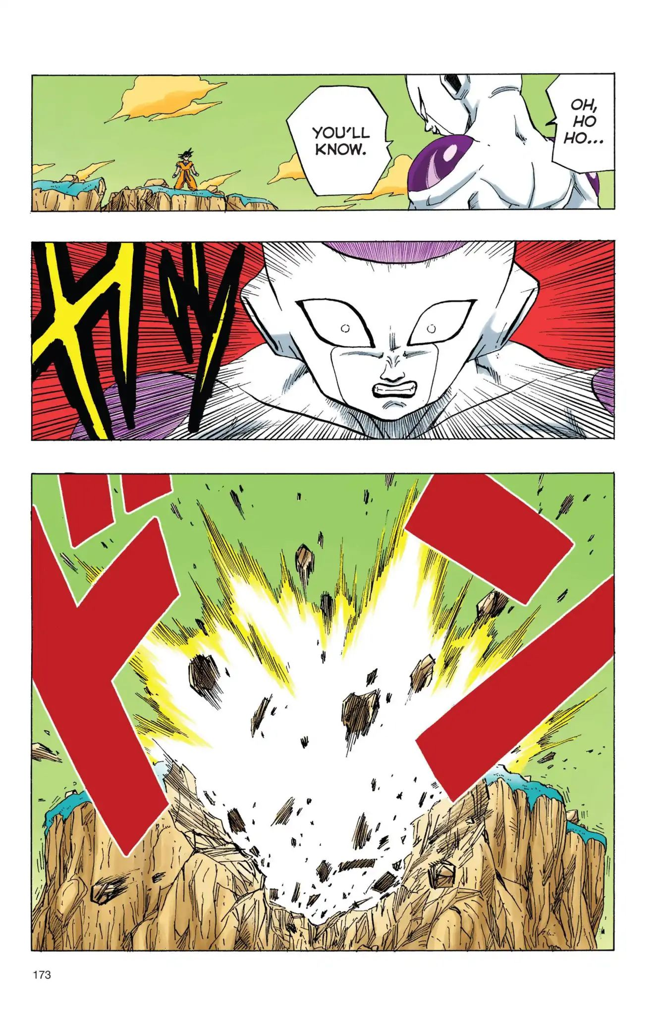 Dragon Ball Full Color Freeza Arc Chapter 64  Online Free Manga Read Image 4