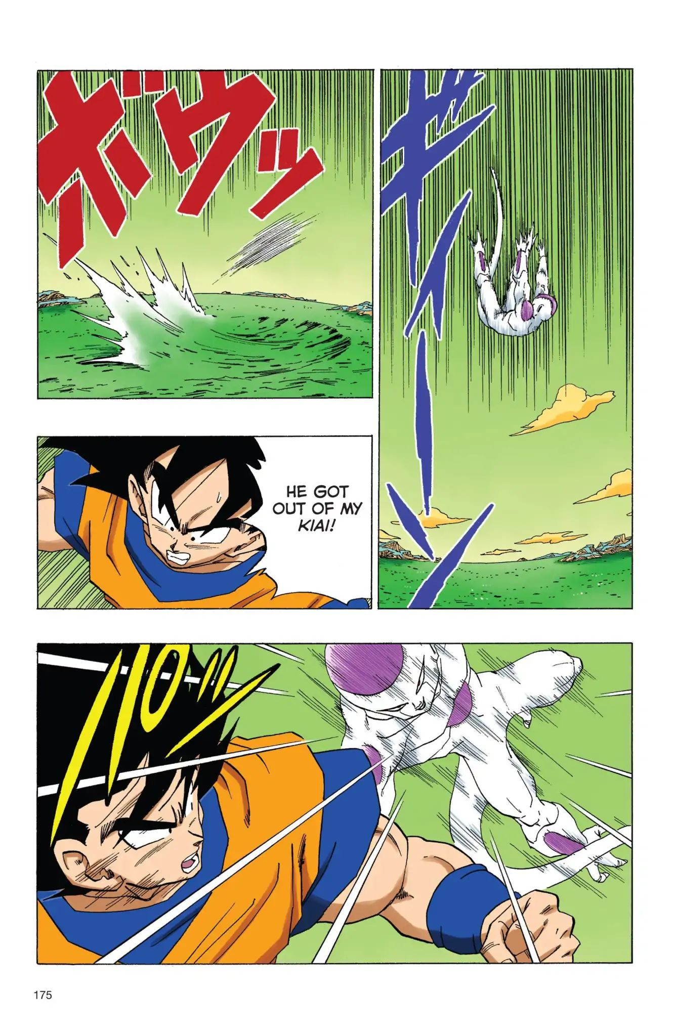 Dragon Ball Full Color Freeza Arc Chapter 64  Online Free Manga Read Image 6