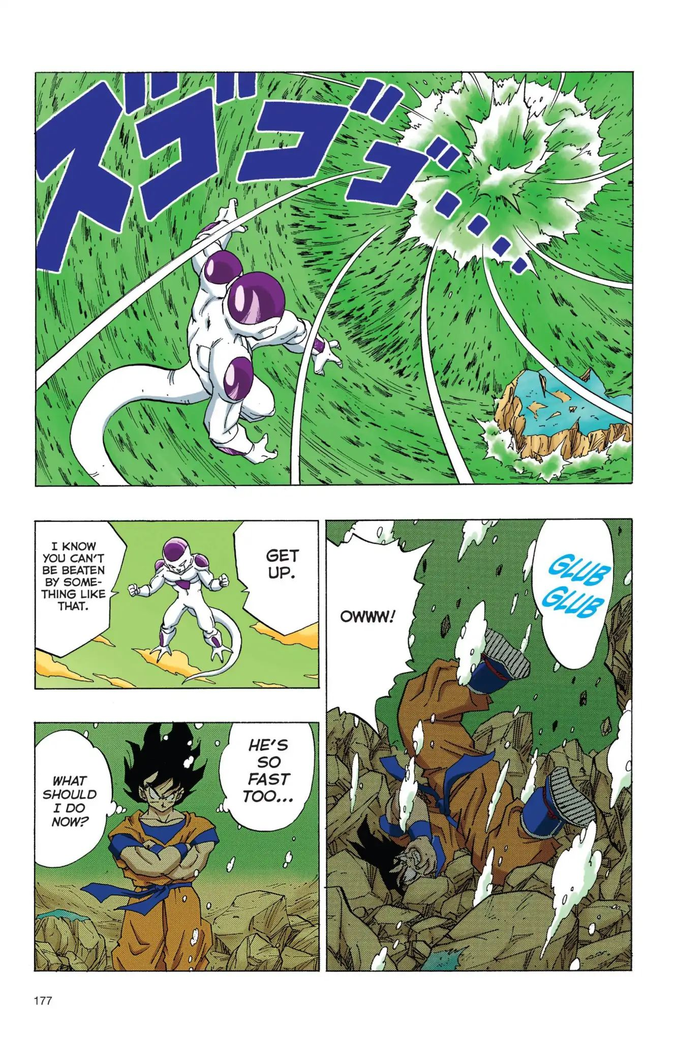 Dragon Ball Full Color Freeza Arc Chapter 64  Online Free Manga Read Image 8