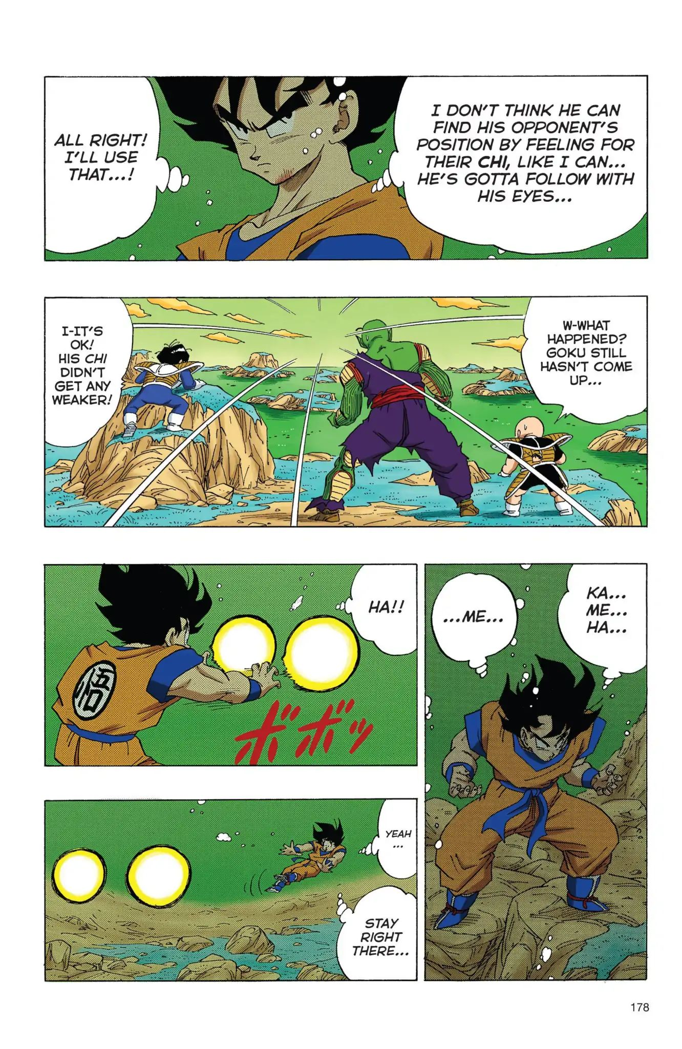 Dragon Ball Full Color Freeza Arc Chapter 64  Online Free Manga Read Image 9