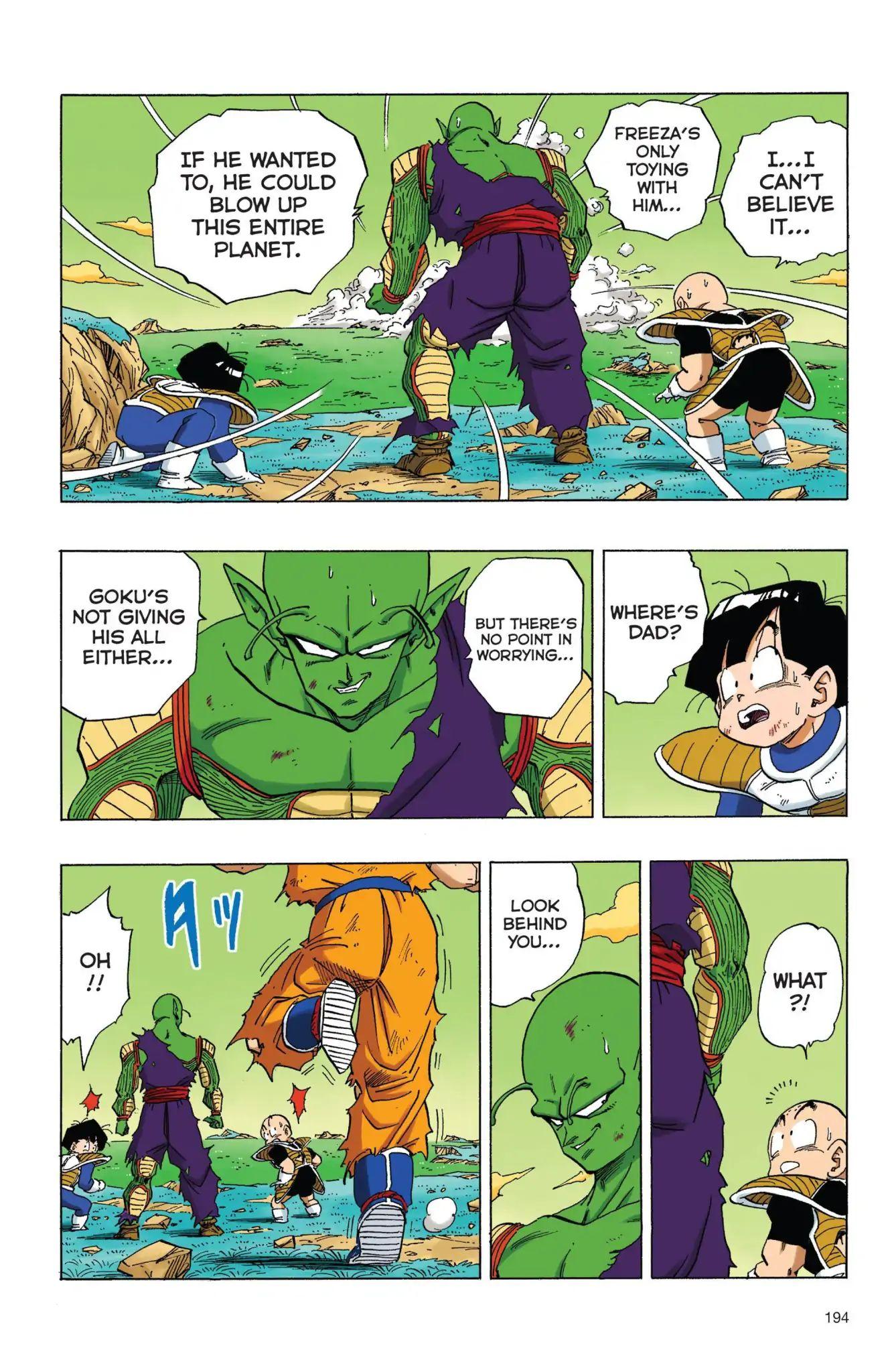 Dragon Ball Full Color Freeza Arc Chapter 65  Online Free Manga Read Image 11