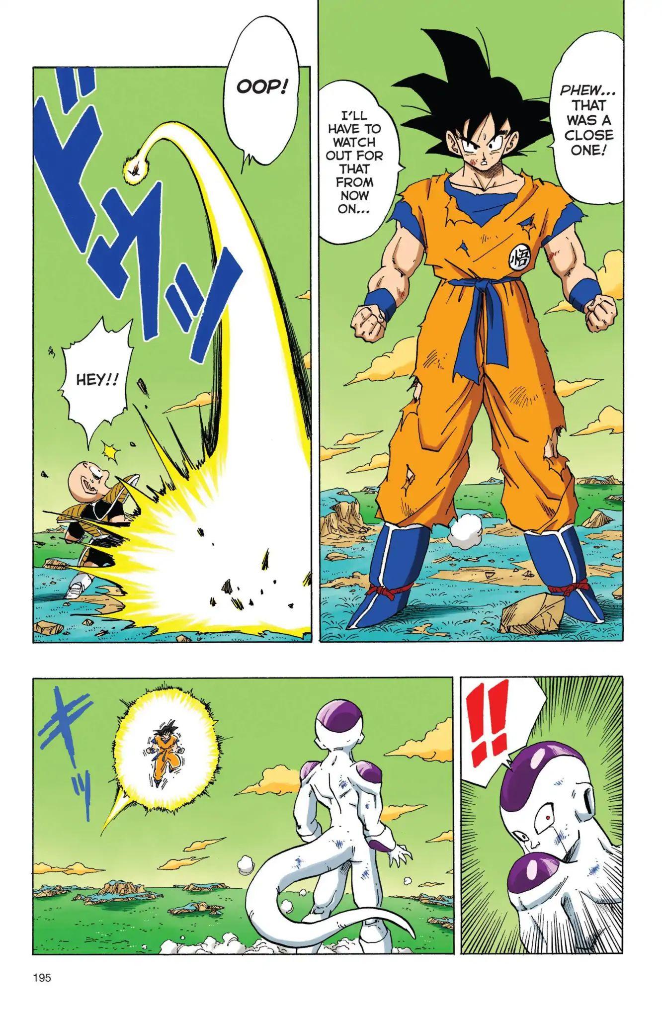 Dragon Ball Full Color Freeza Arc Chapter 65  Online Free Manga Read Image 12