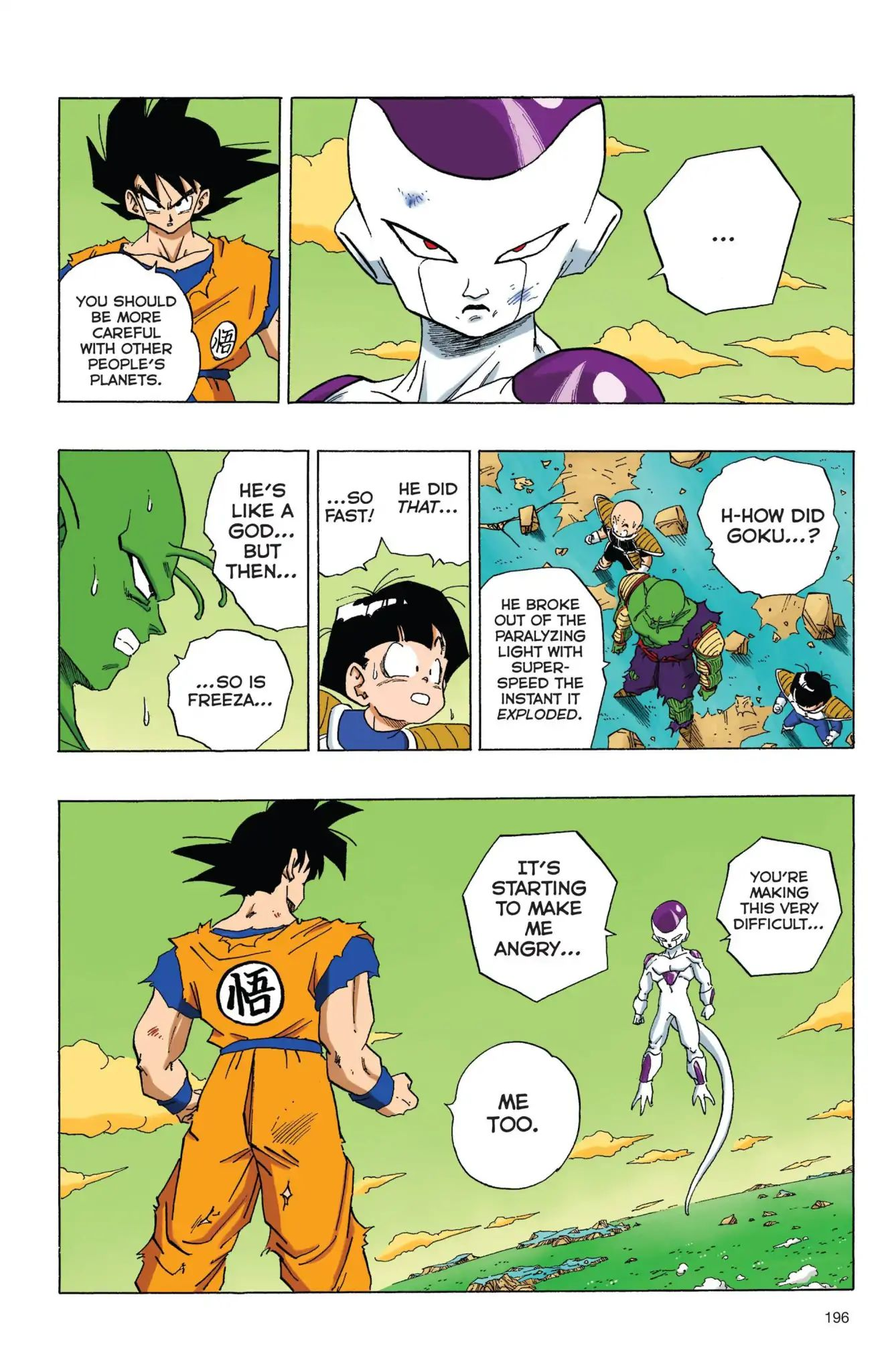 Dragon Ball Full Color Freeza Arc Chapter 65  Online Free Manga Read Image 13