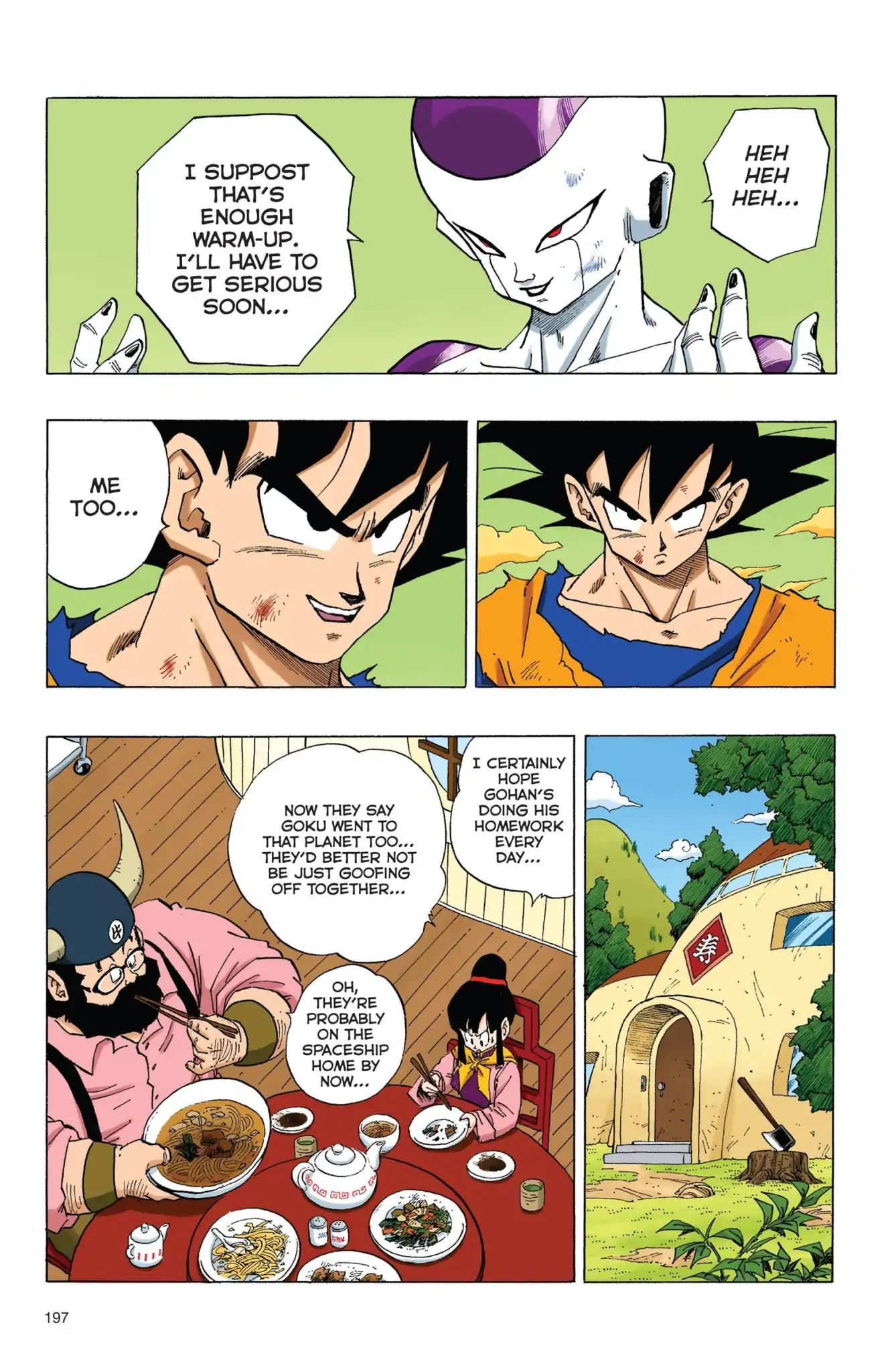 Dragon Ball Full Color Freeza Arc Chapter 65  Online Free Manga Read Image 14