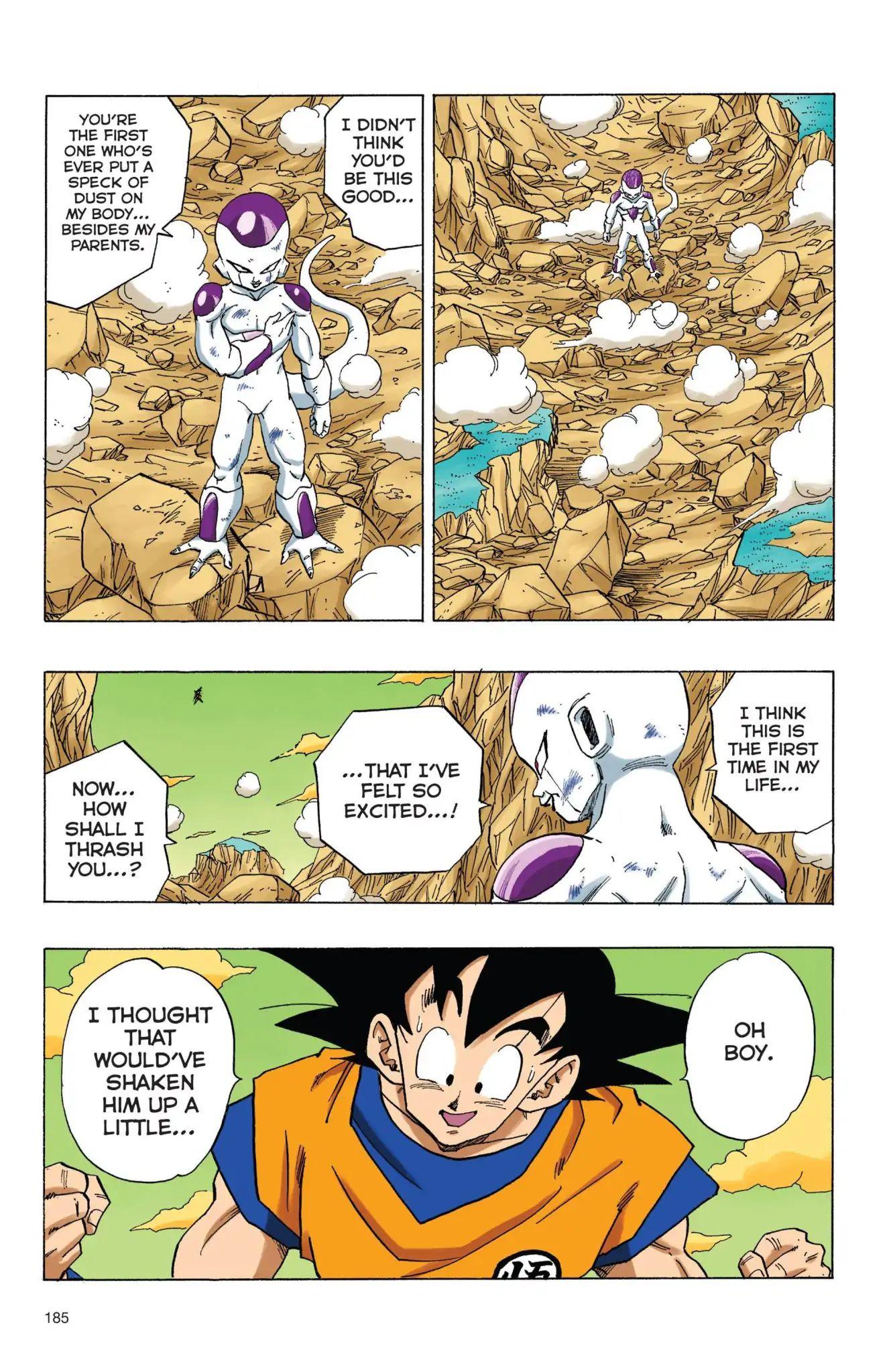Dragon Ball Full Color Freeza Arc Chapter 65  Online Free Manga Read Image 2