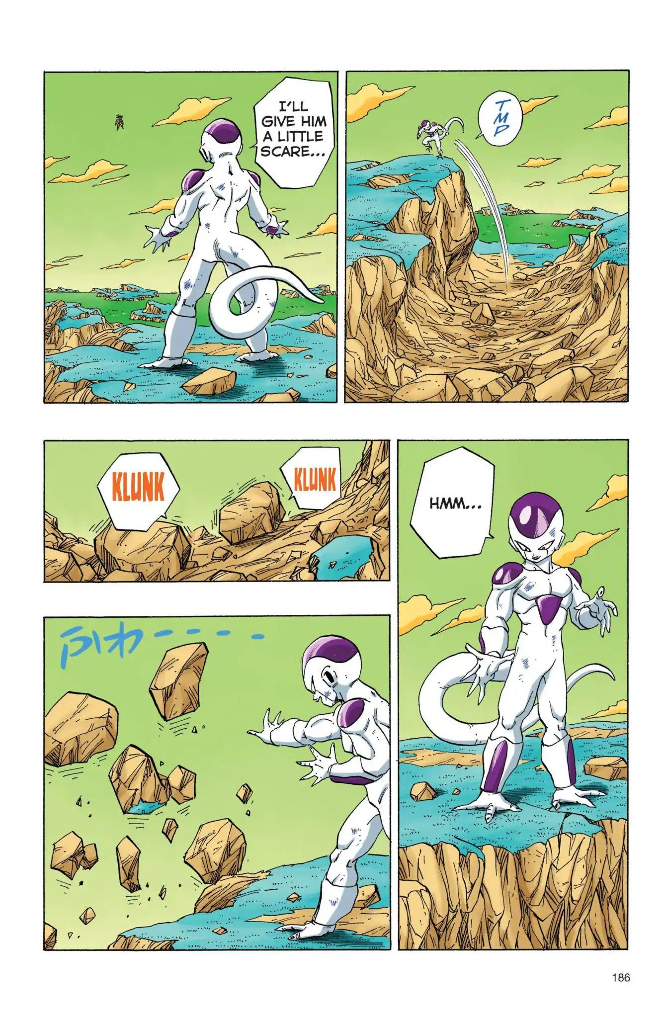 Dragon Ball Full Color Freeza Arc Chapter 65  Online Free Manga Read Image 3