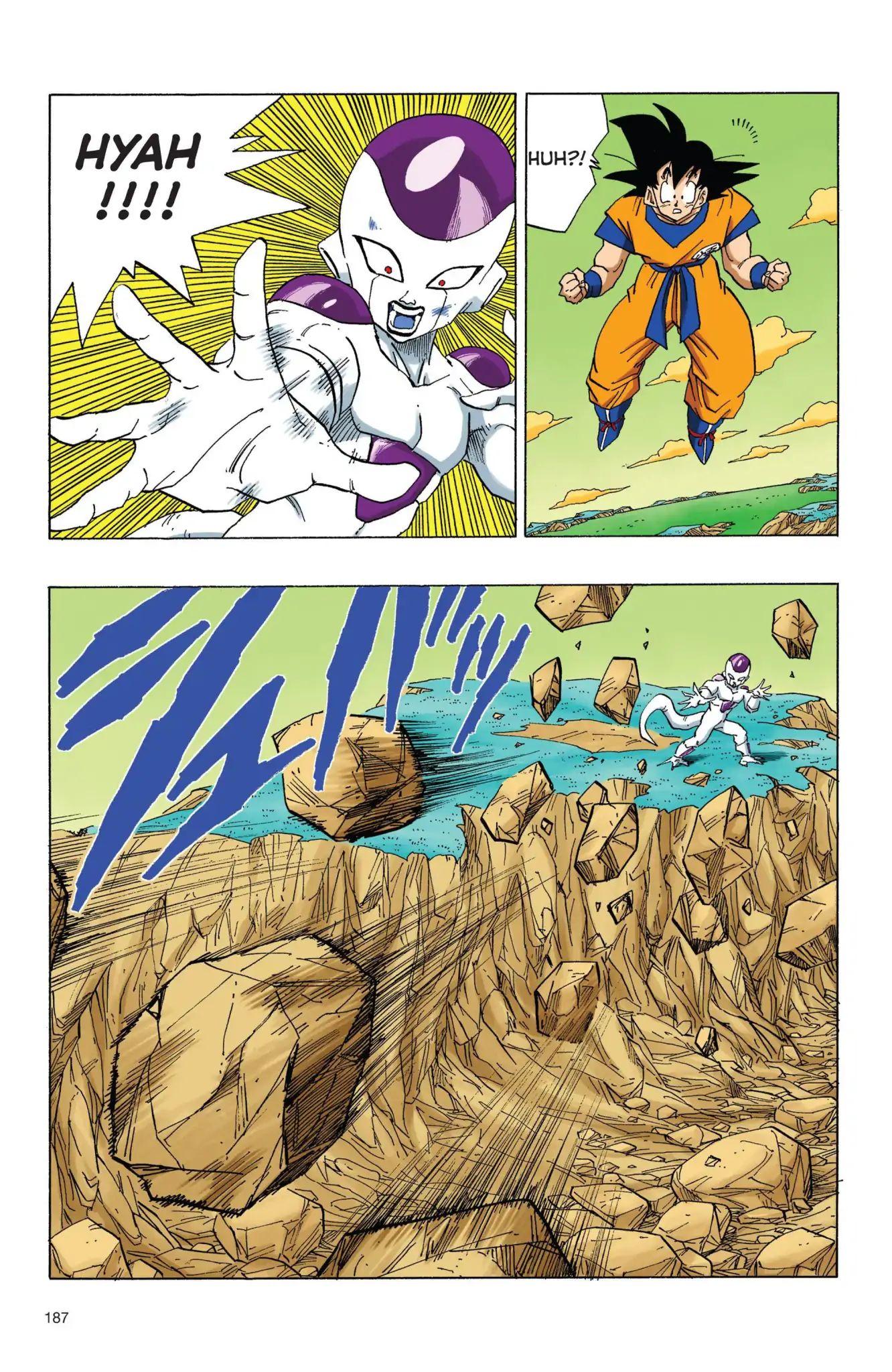 Dragon Ball Full Color Freeza Arc Chapter 65  Online Free Manga Read Image 4