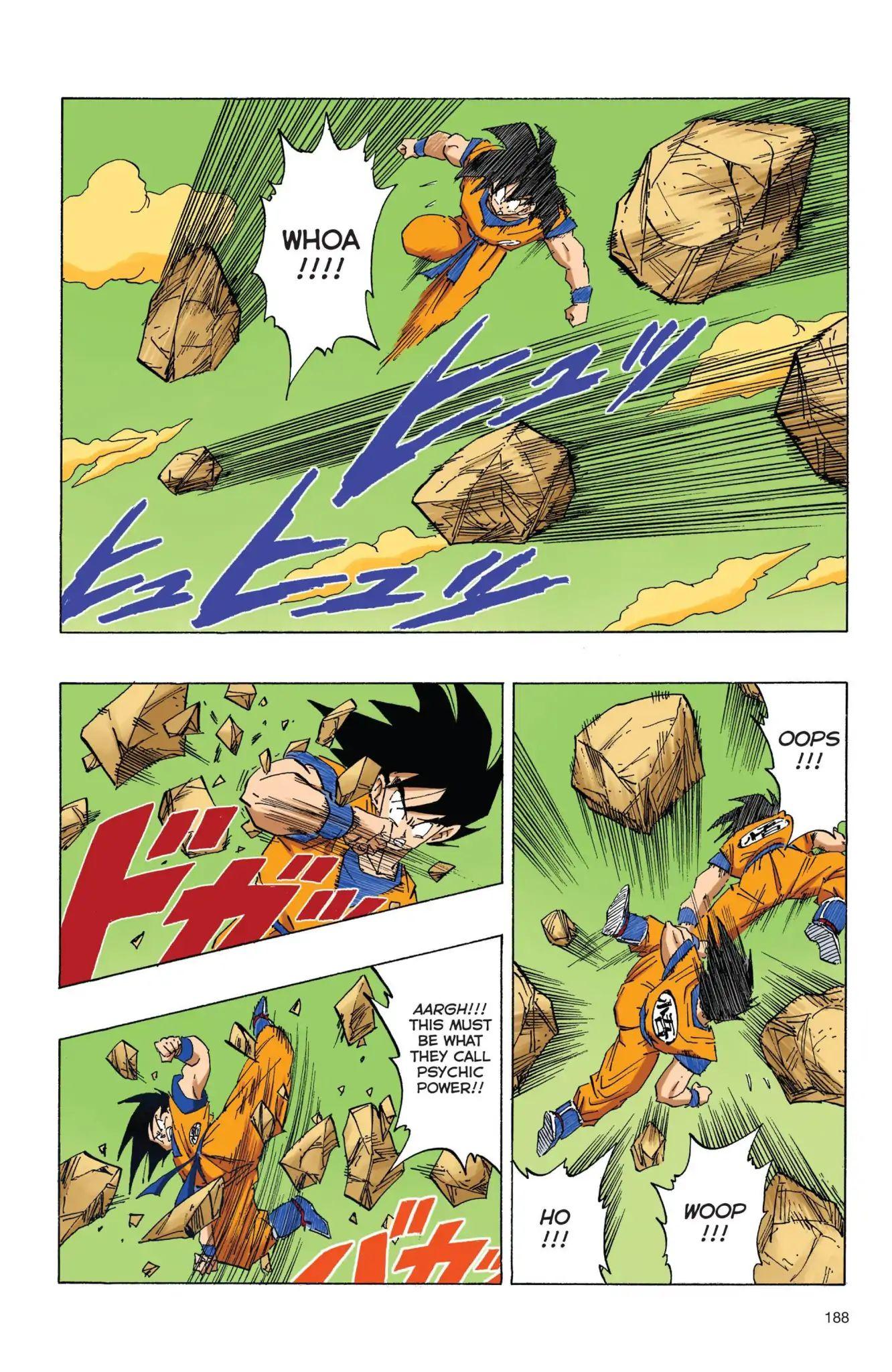Dragon Ball Full Color Freeza Arc Chapter 65  Online Free Manga Read Image 5