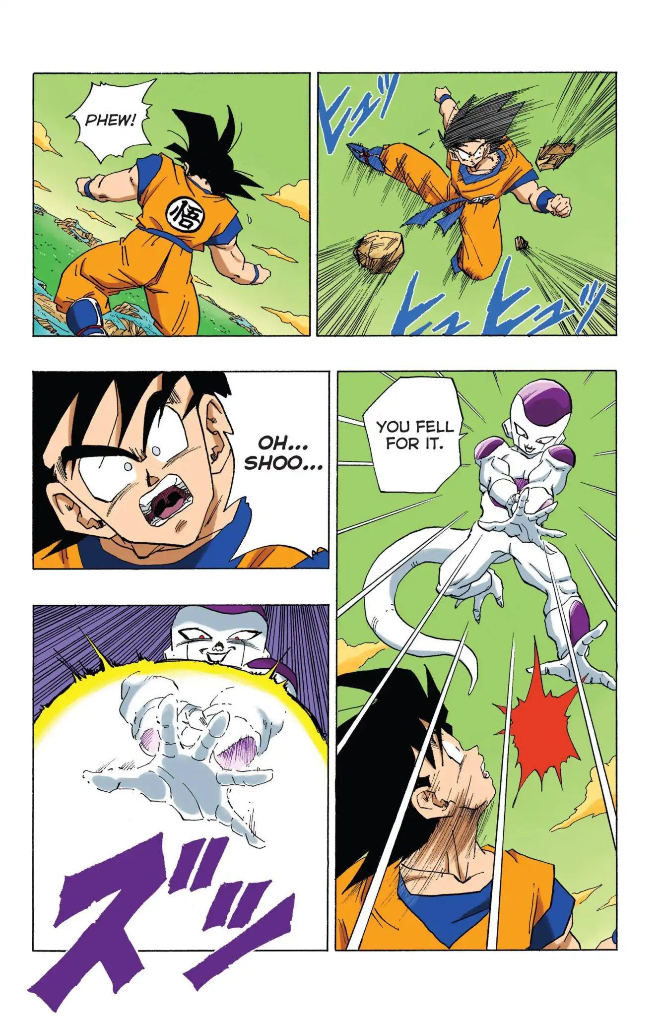 Dragon Ball Full Color Freeza Arc Chapter 65  Online Free Manga Read Image 6