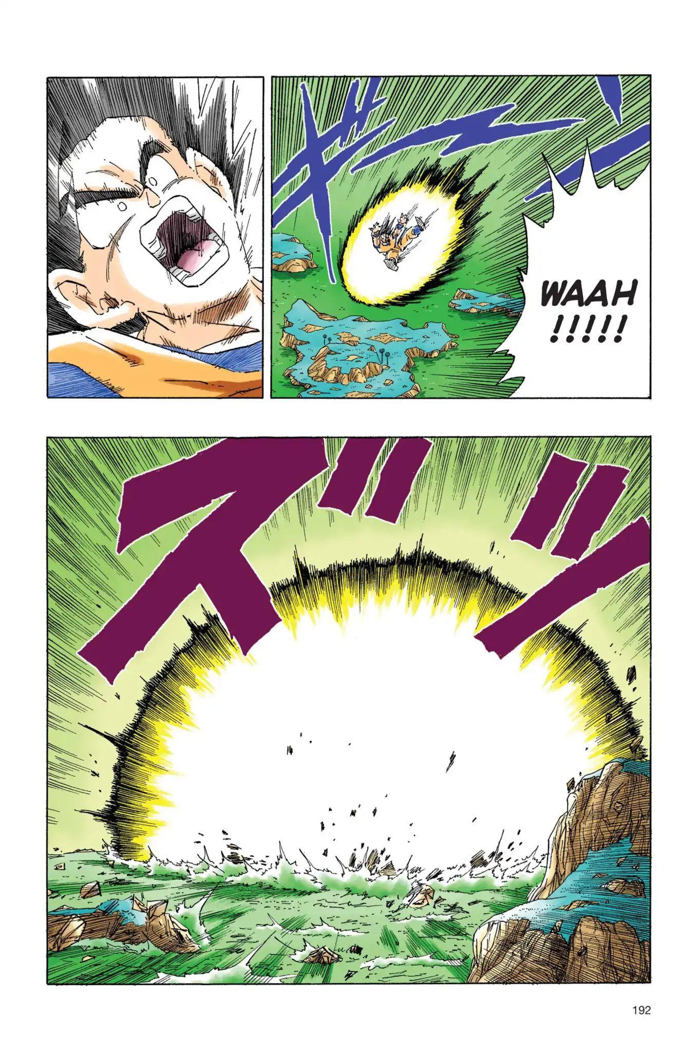 Dragon Ball Full Color Freeza Arc Chapter 65  Online Free Manga Read Image 9