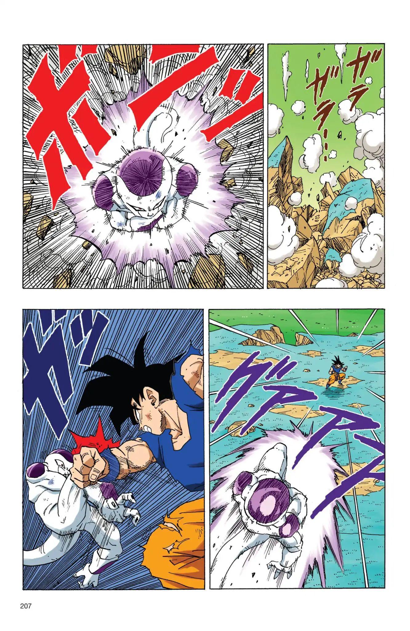Dragon Ball Full Color Freeza Arc Chapter 66  Online Free Manga Read Image 10