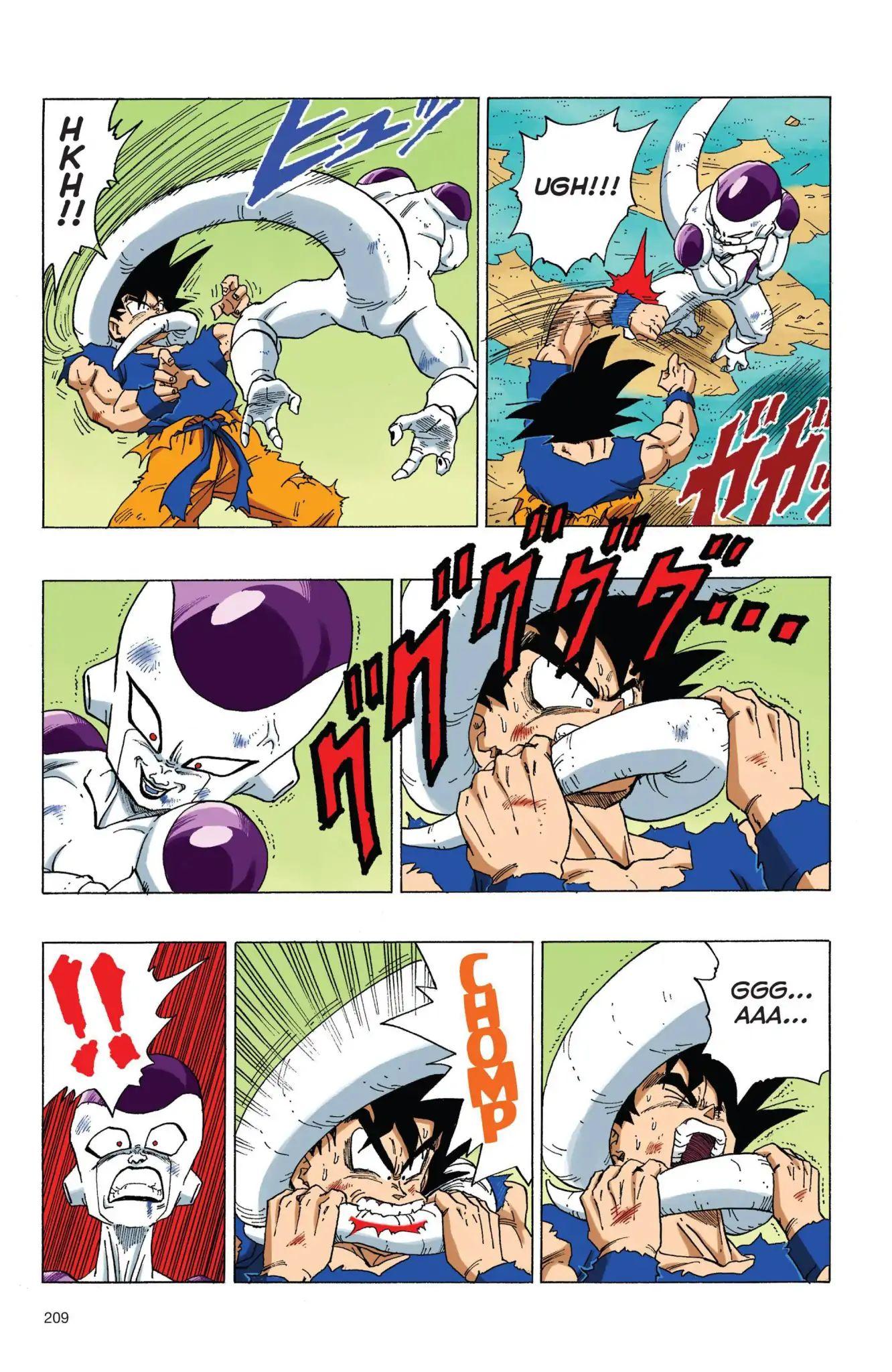 Dragon Ball Full Color Freeza Arc Chapter 66  Online Free Manga Read Image 12