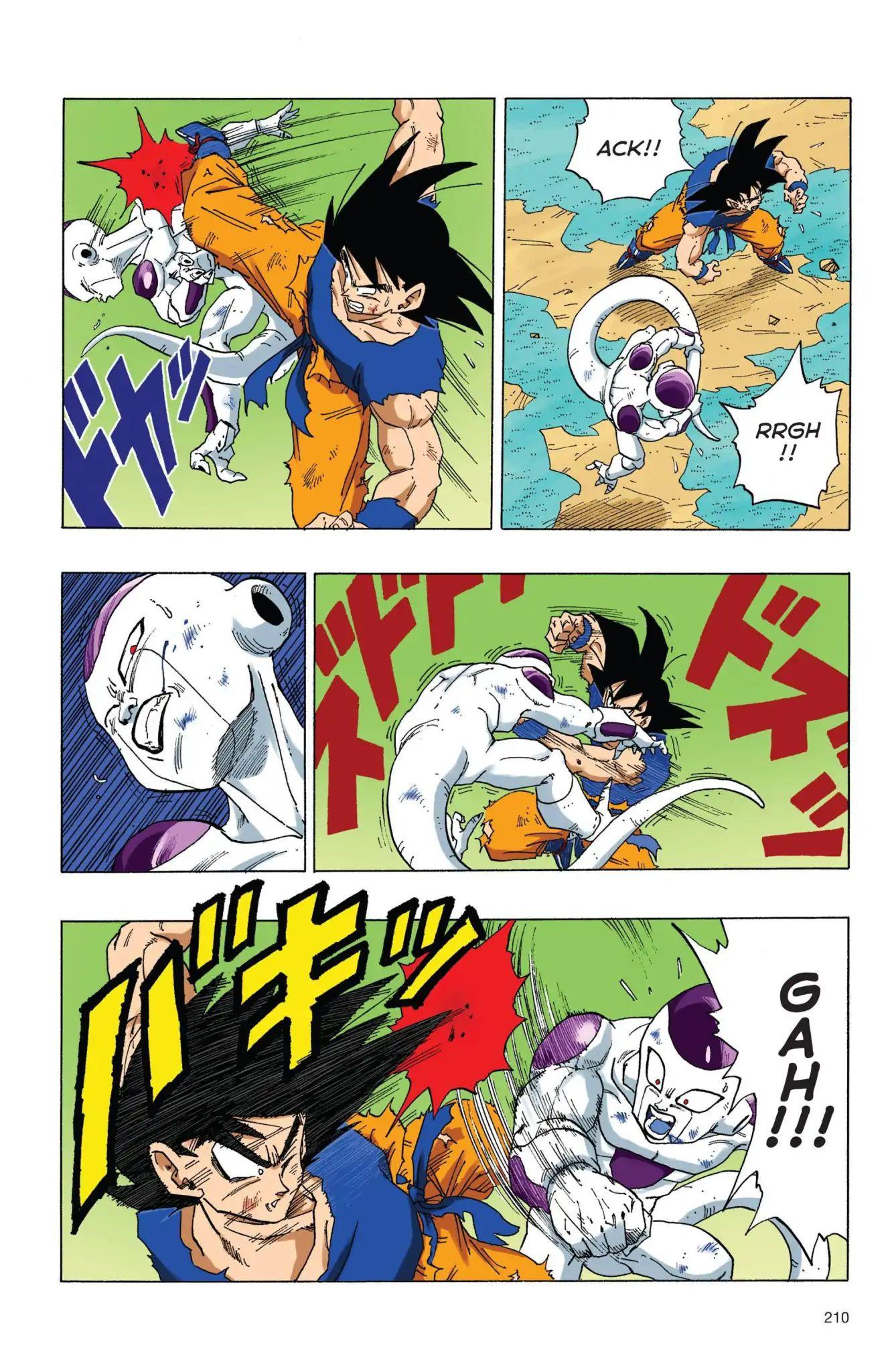Dragon Ball Full Color Freeza Arc Chapter 66  Online Free Manga Read Image 13