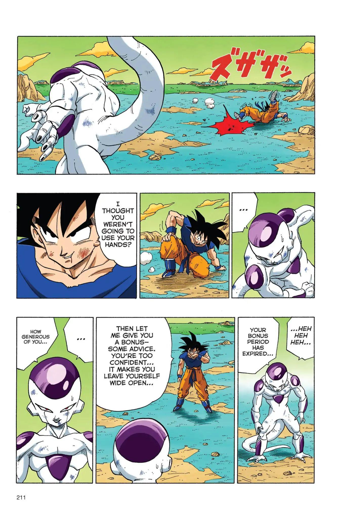 Dragon Ball Full Color Freeza Arc Chapter 66  Online Free Manga Read Image 14