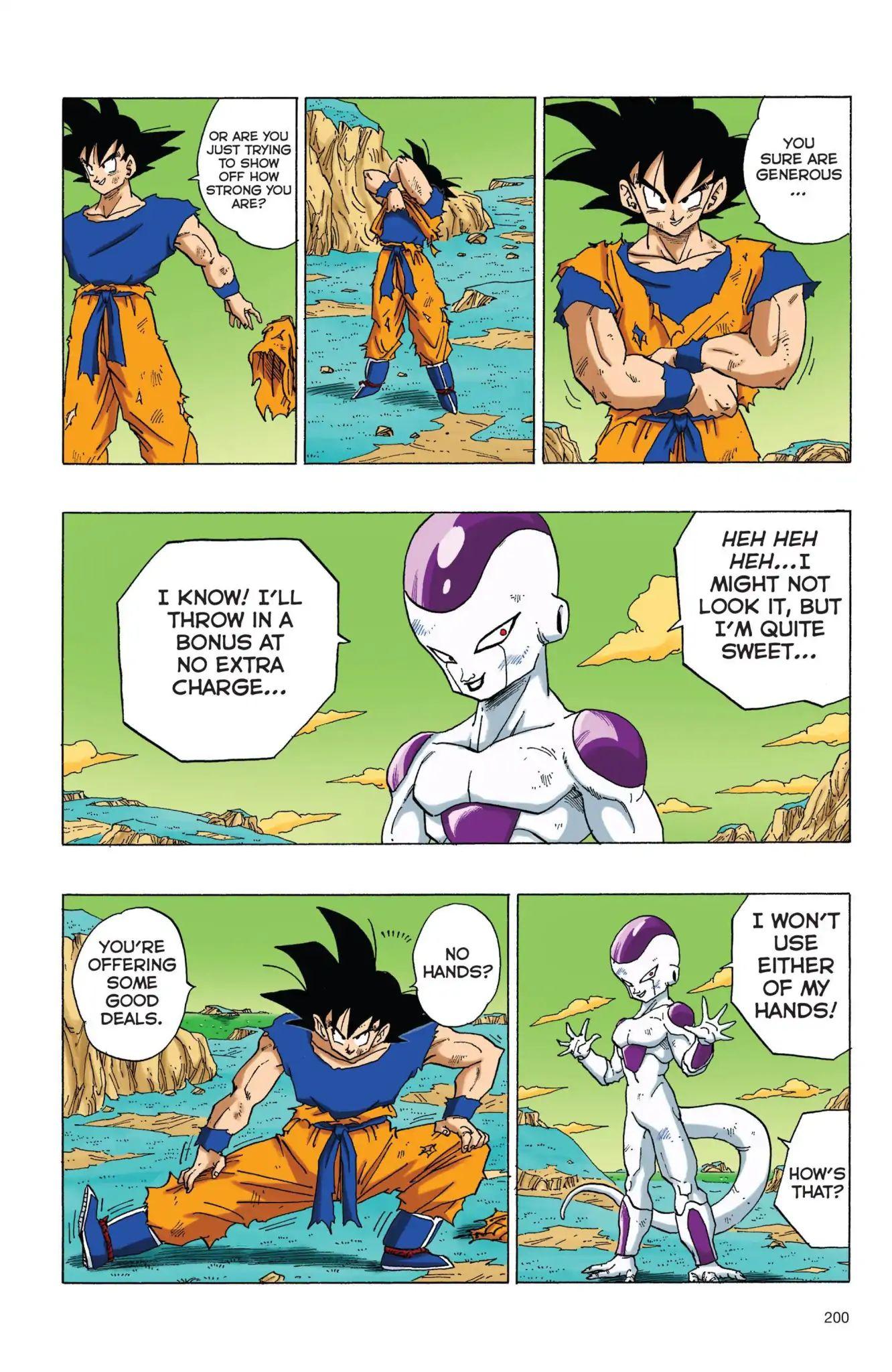 Dragon Ball Full Color Freeza Arc Chapter 66  Online Free Manga Read Image 3