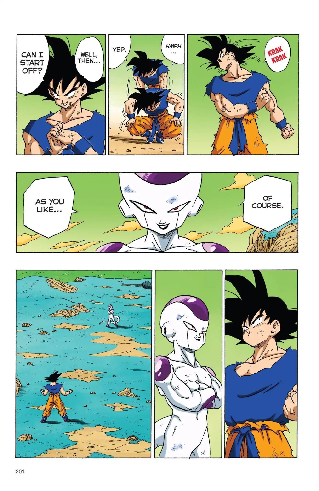 Dragon Ball Full Color Freeza Arc Chapter 66  Online Free Manga Read Image 4