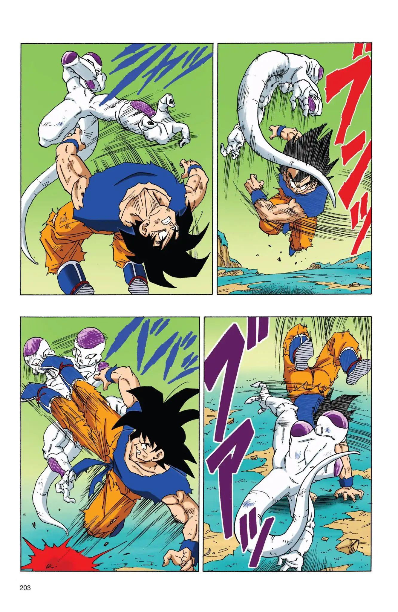 Dragon Ball Full Color Freeza Arc Chapter 66  Online Free Manga Read Image 6