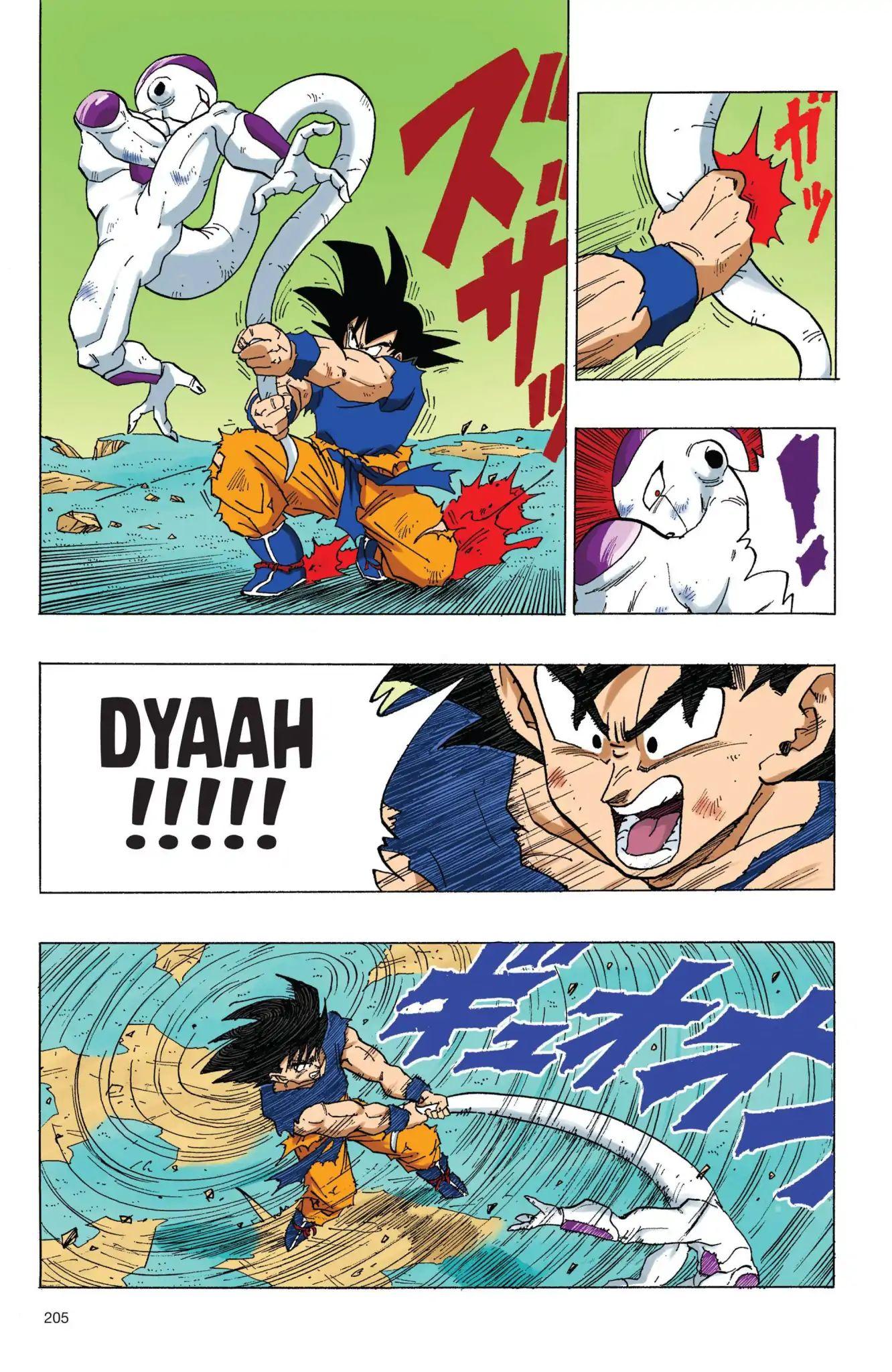 Dragon Ball Full Color Freeza Arc Chapter 66  Online Free Manga Read Image 8