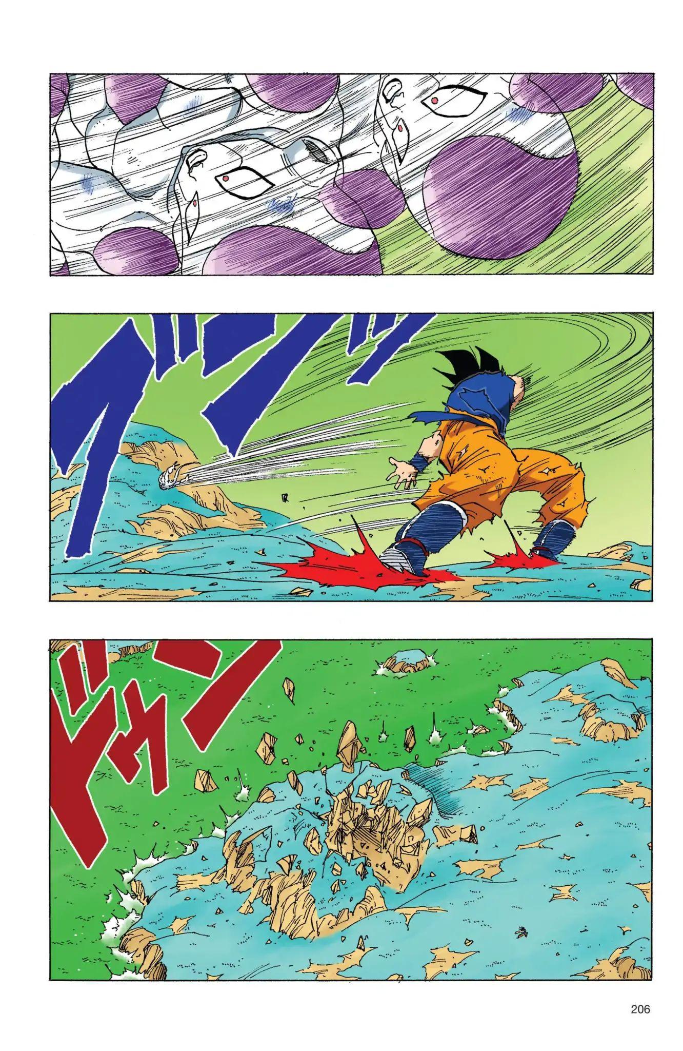Dragon Ball Full Color Freeza Arc Chapter 66  Online Free Manga Read Image 9