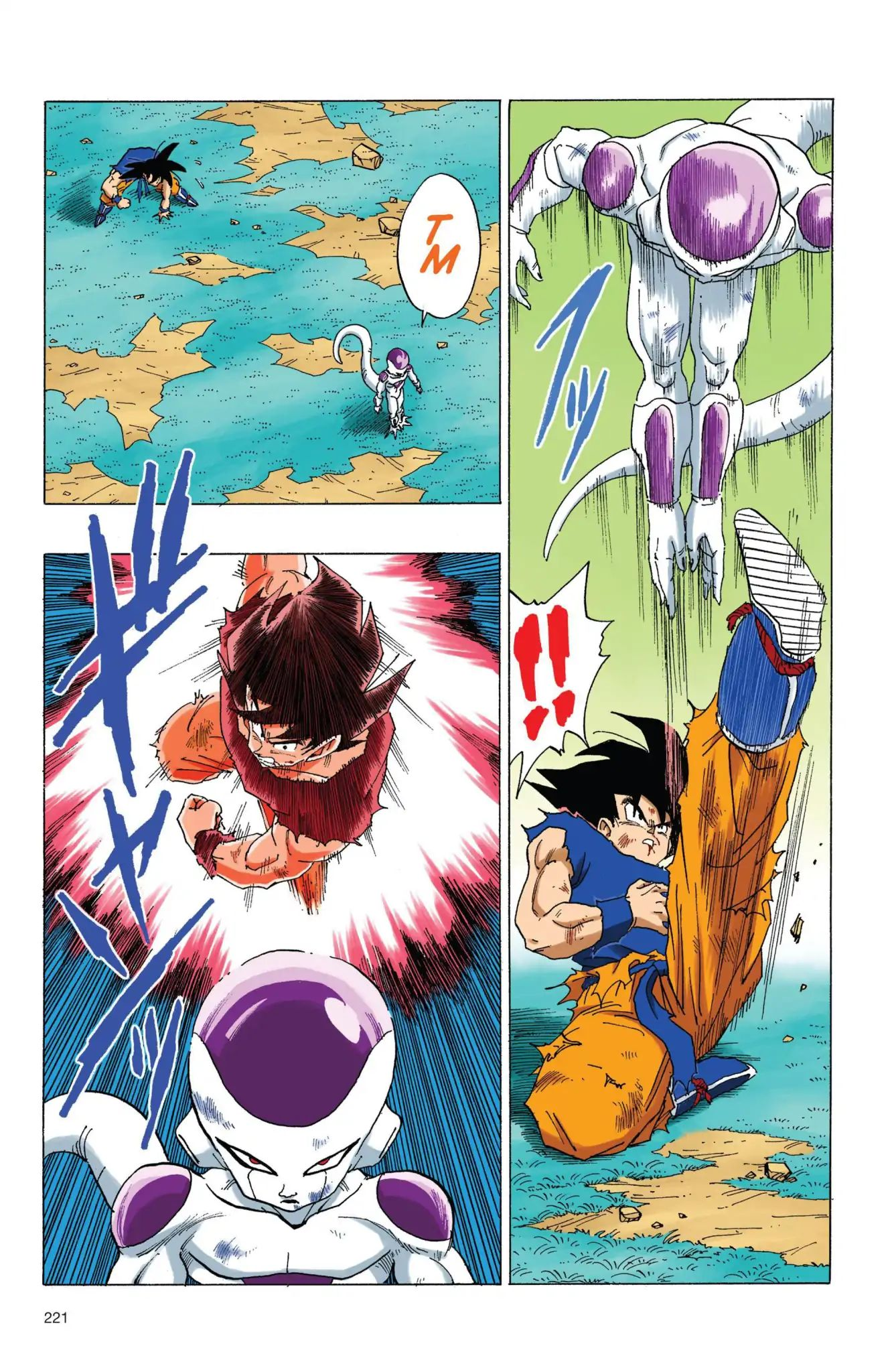 Dragon Ball Full Color Freeza Arc Chapter 67  Online Free Manga Read Image 10