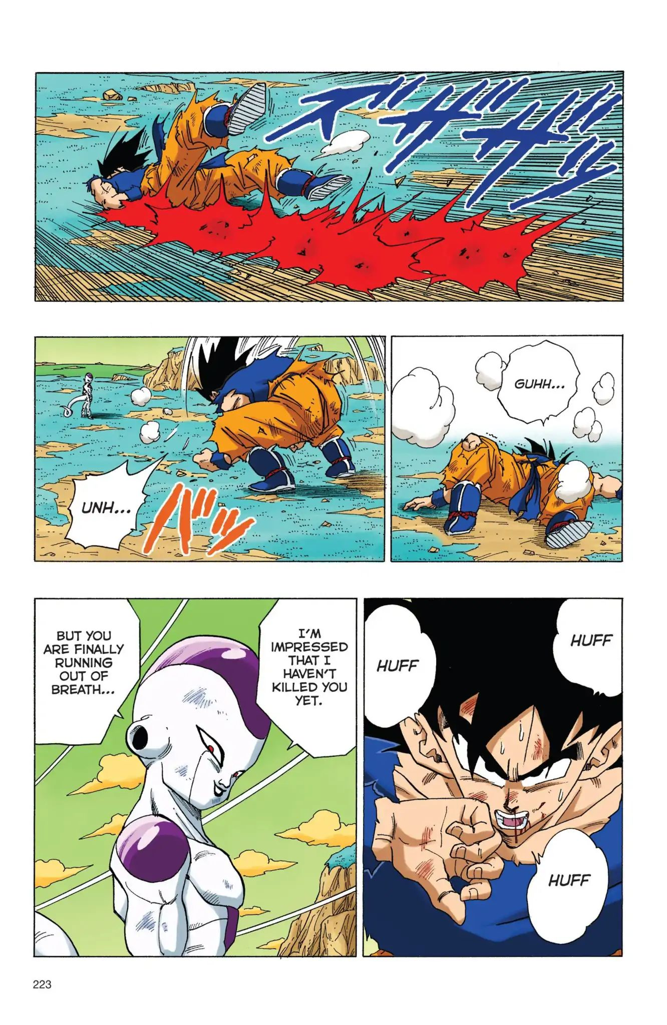Dragon Ball Full Color Freeza Arc Chapter 67  Online Free Manga Read Image 12
