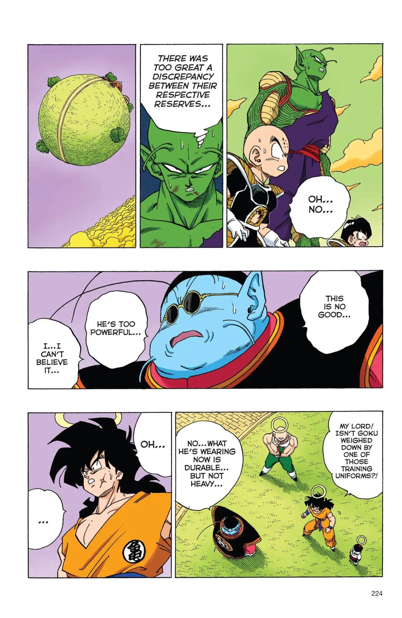 Dragon Ball Full Color Freeza Arc Chapter 67  Online Free Manga Read Image 13