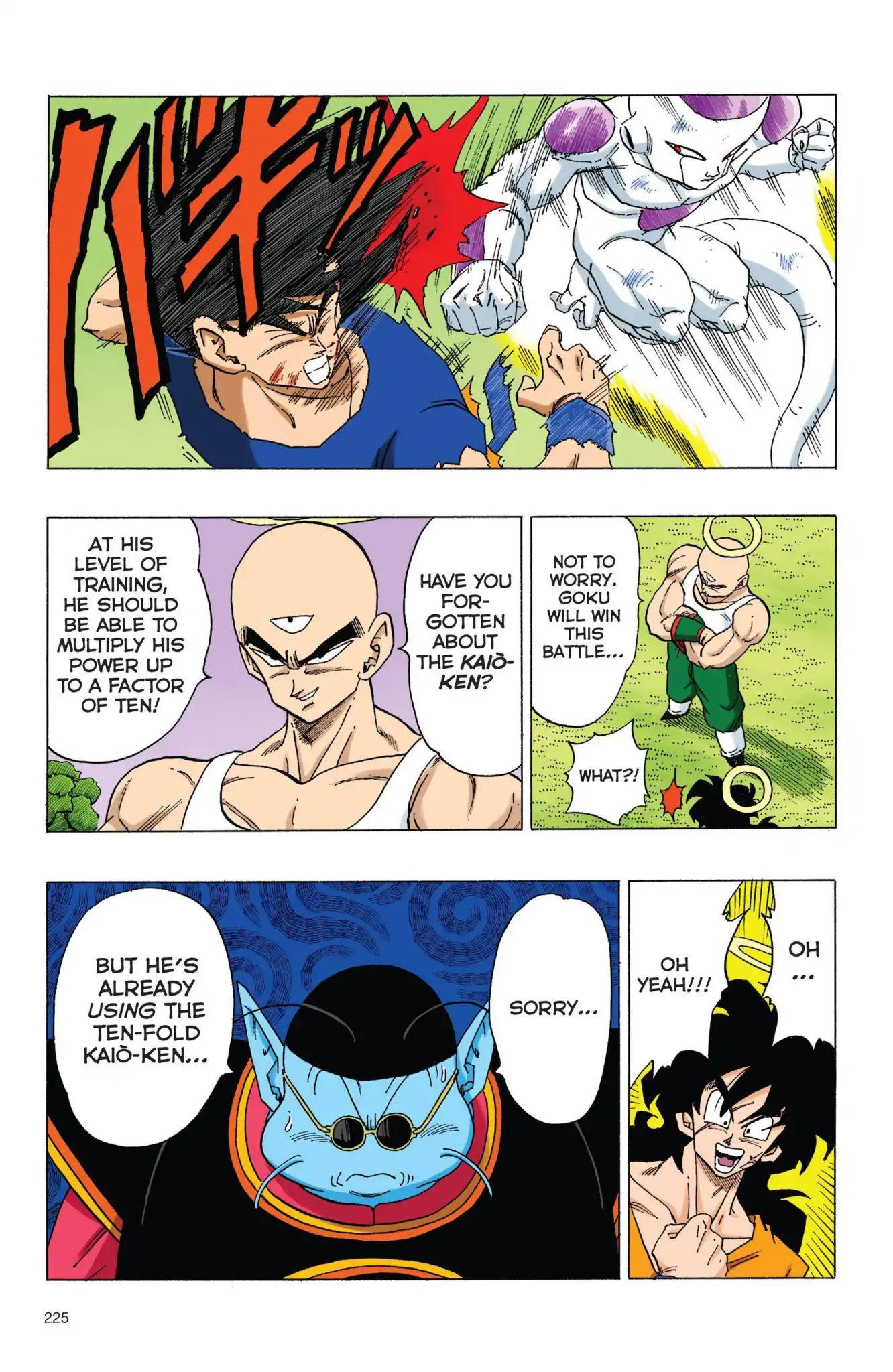 Dragon Ball Full Color Freeza Arc Chapter 67  Online Free Manga Read Image 14
