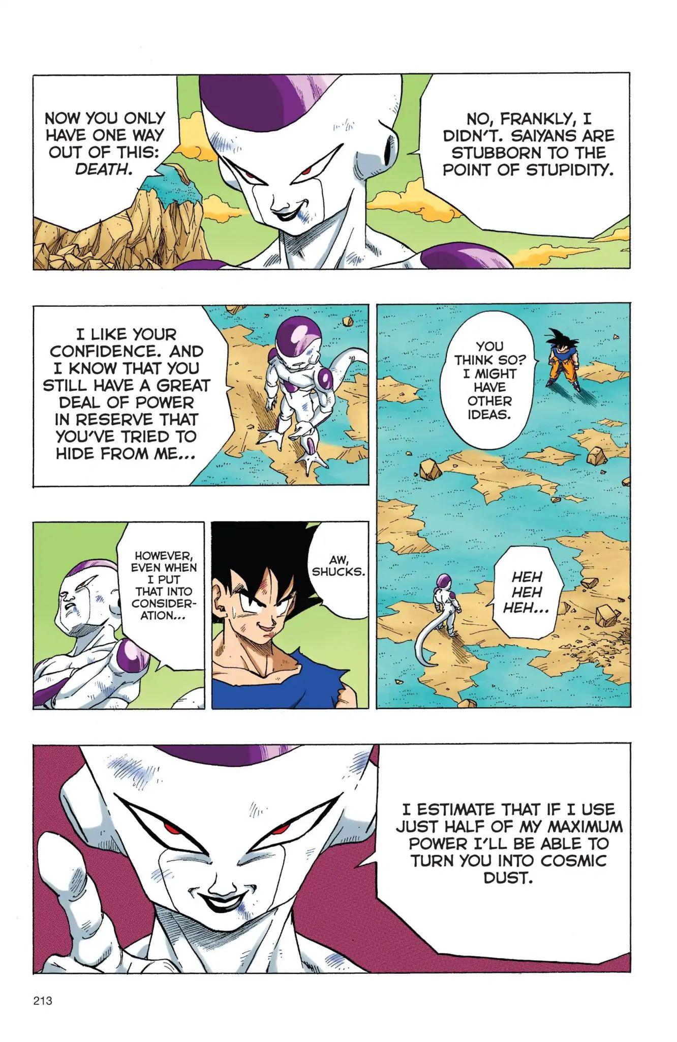 Dragon Ball Full Color Freeza Arc Chapter 67  Online Free Manga Read Image 2