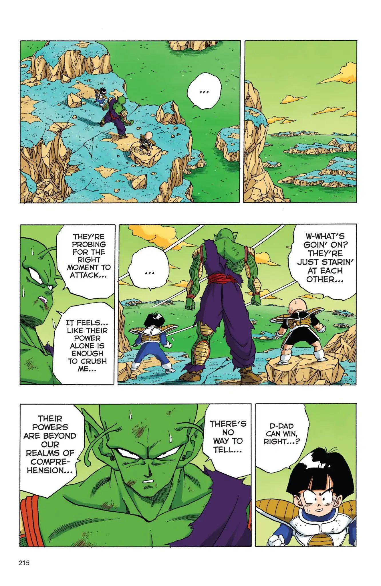 Dragon Ball Full Color Freeza Arc Chapter 67  Online Free Manga Read Image 4