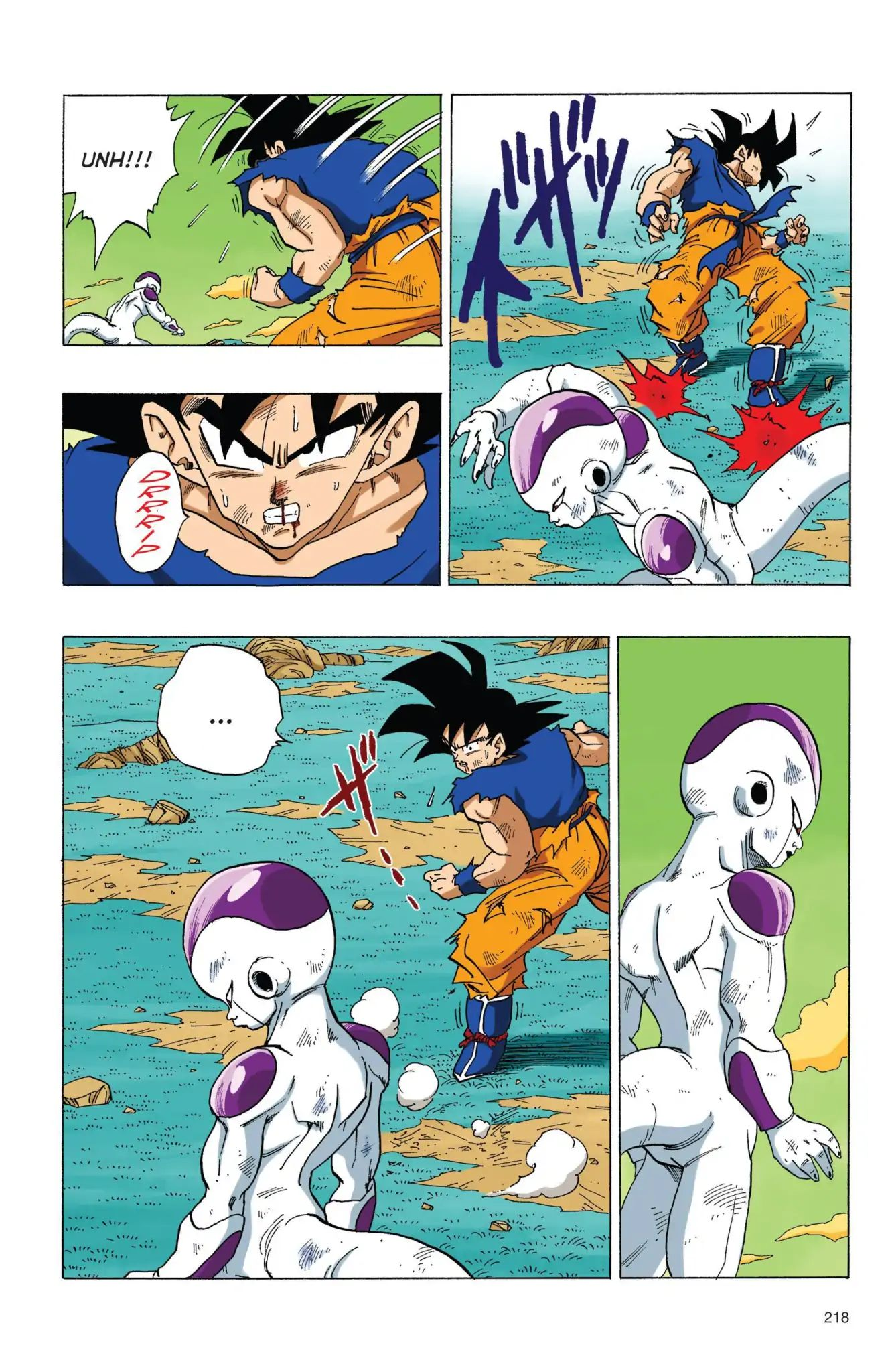Dragon Ball Full Color Freeza Arc Chapter 67  Online Free Manga Read Image 7