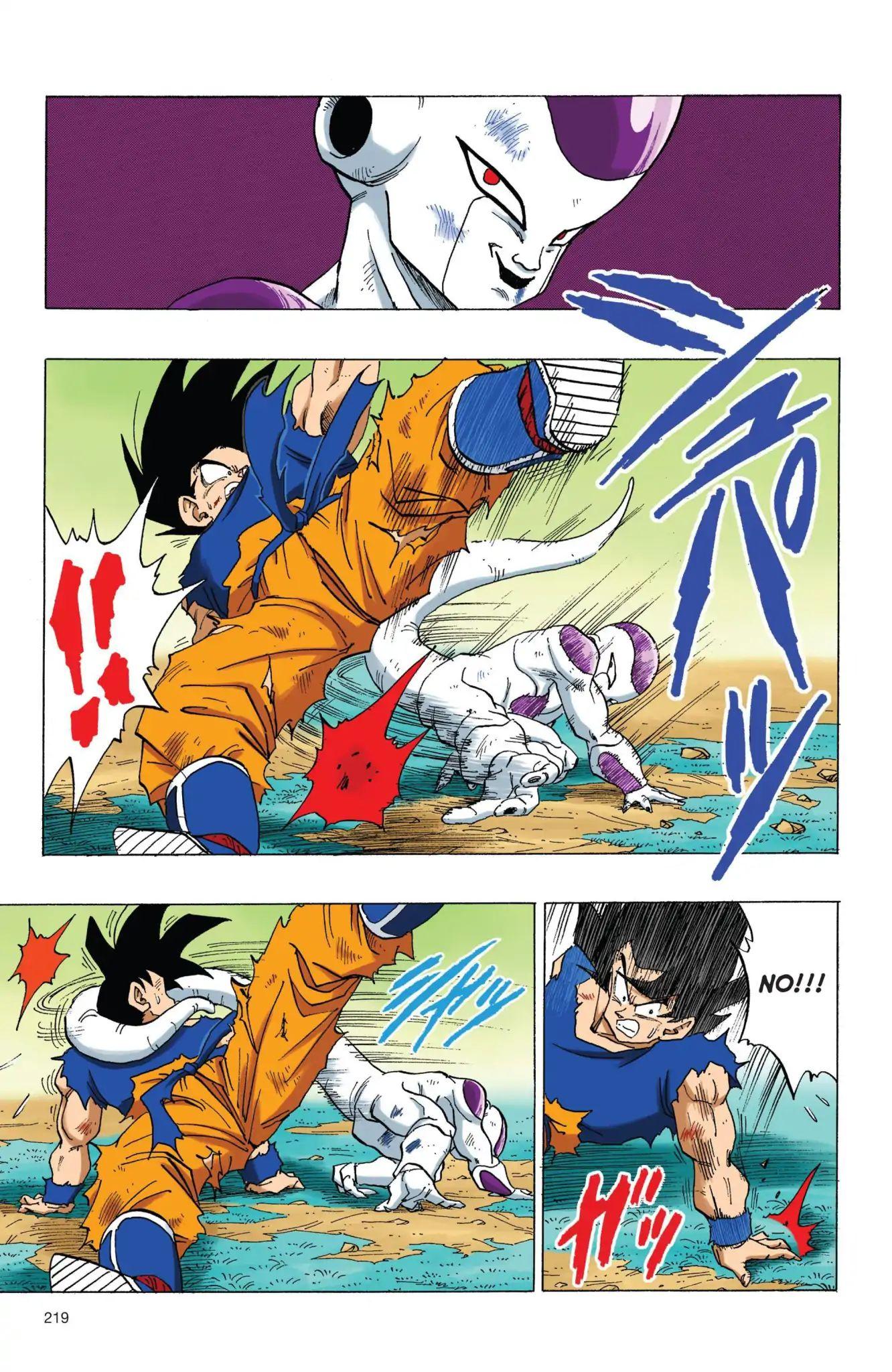 Dragon Ball Full Color Freeza Arc Chapter 67  Online Free Manga Read Image 8