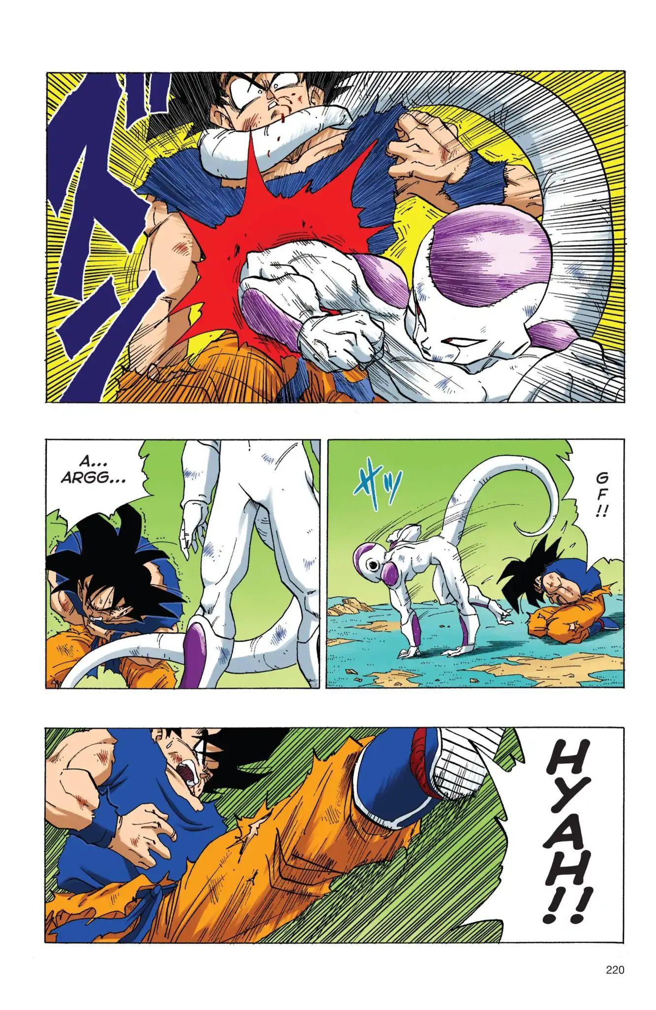 Dragon Ball Full Color Freeza Arc Chapter 67  Online Free Manga Read Image 9
