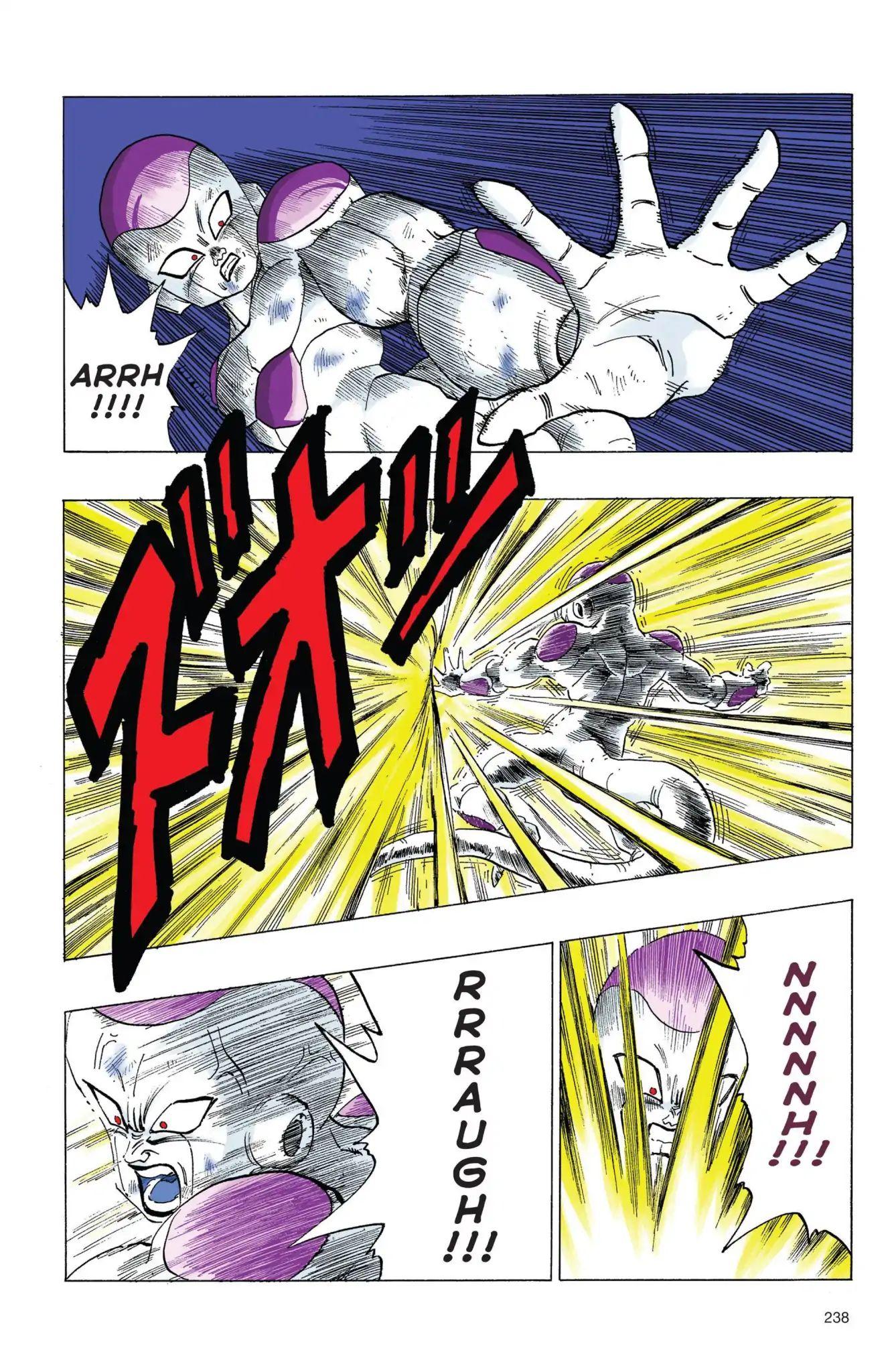 Dragon Ball Full Color Freeza Arc Chapter 68  Online Free Manga Read Image 13